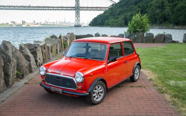 1985 Rover Mini Mayfair Edition