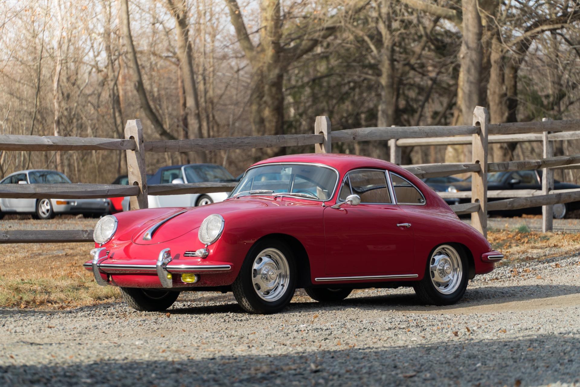 1960 Porsche 356 Super 90 T5 Stock 0418 For Sale Near Peapack Nj