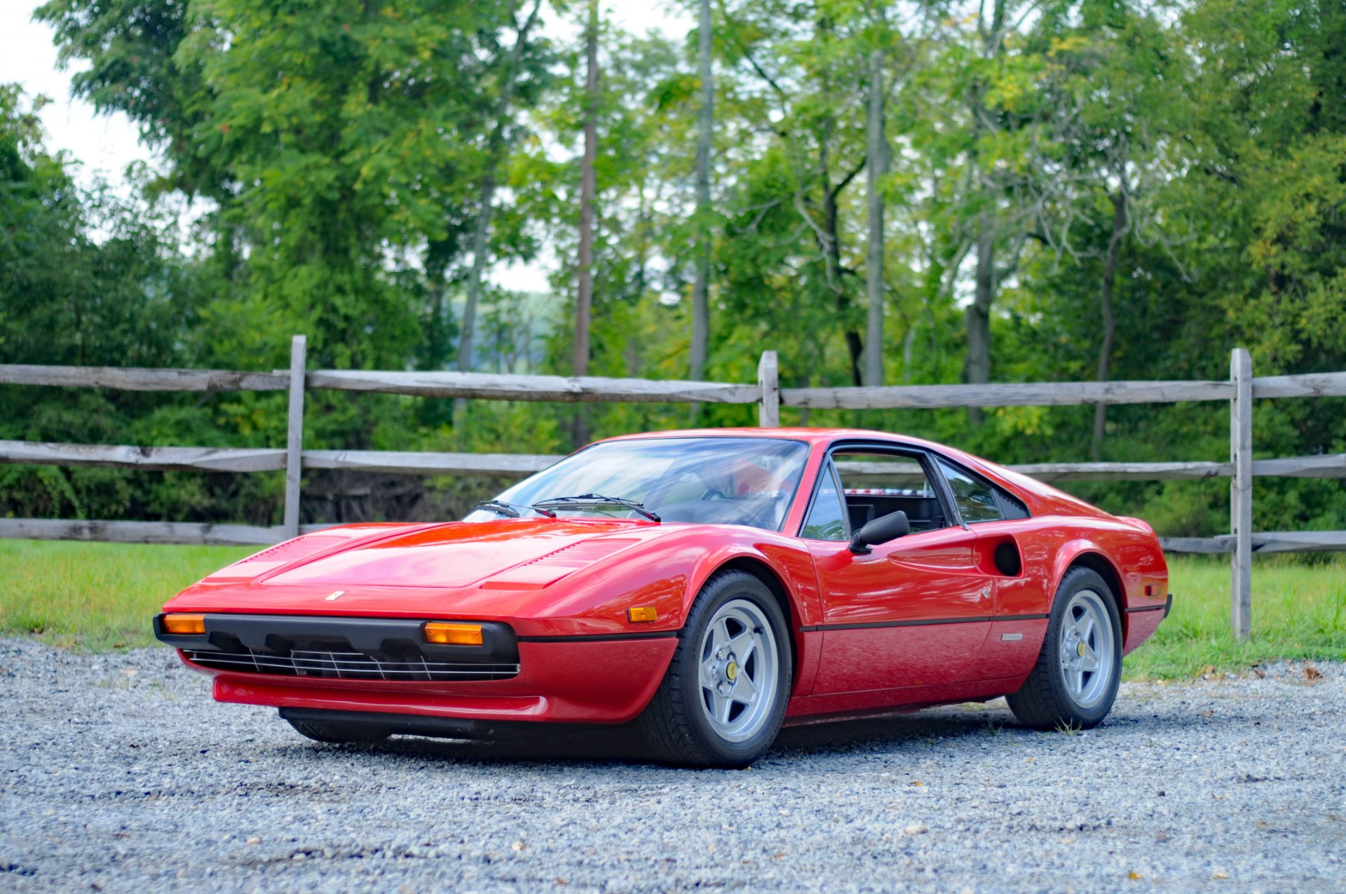 1977 Ferrari 308 Gtb Stock 2357 For Sale Near Peapack Nj