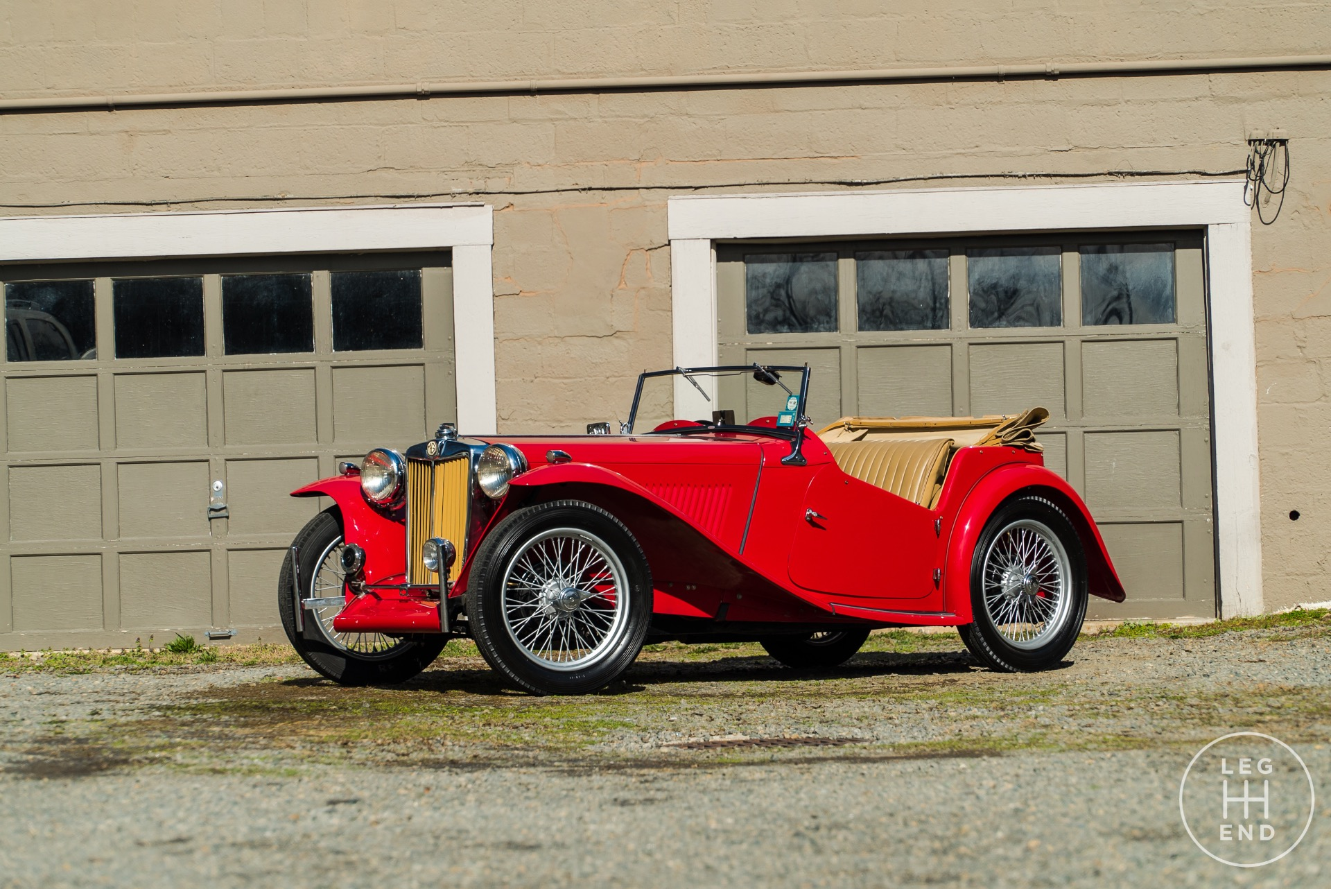 Used 1948 MG TC  | Peapack, NJ