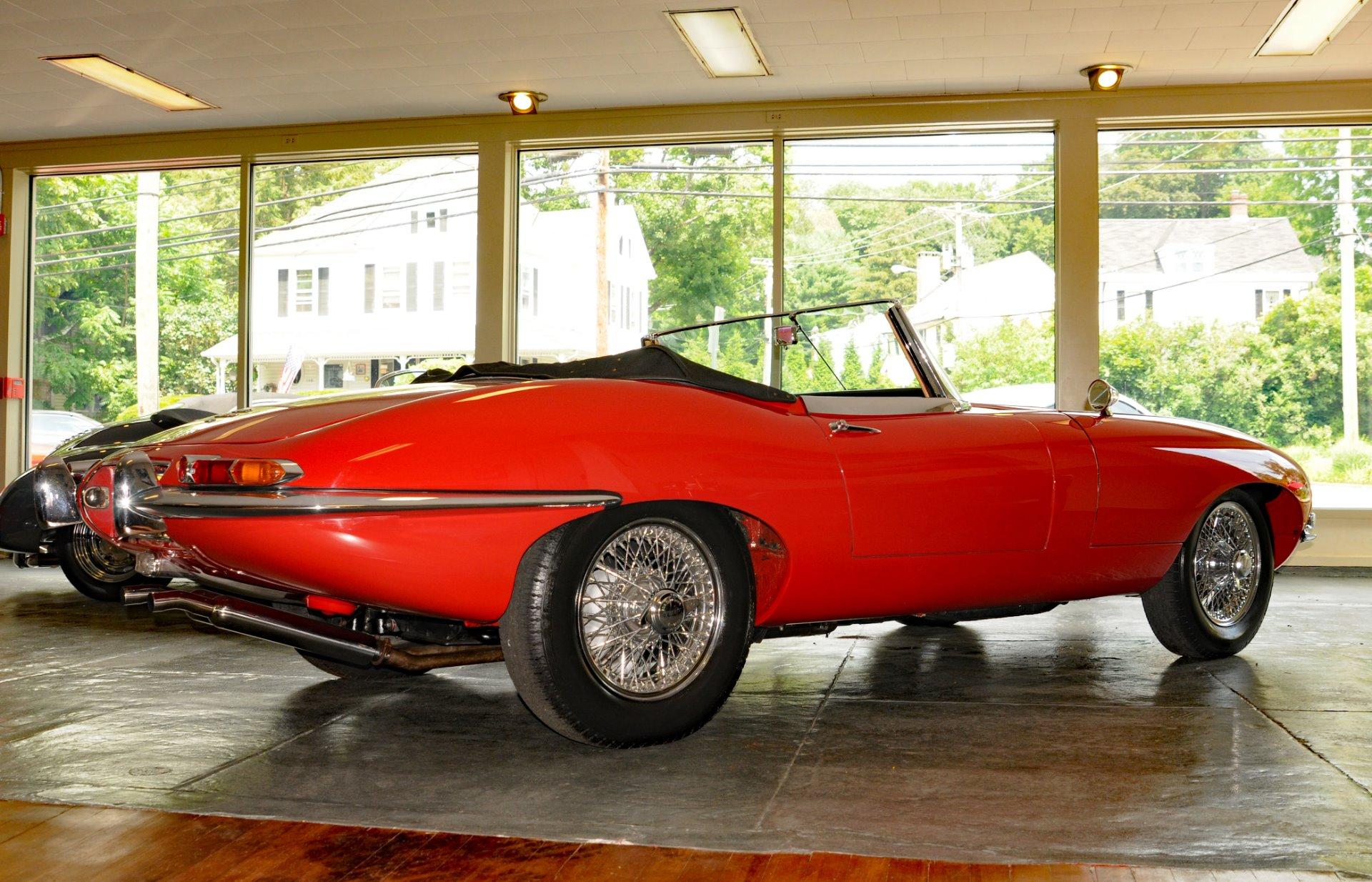 Used 1967 Jaguar XKE