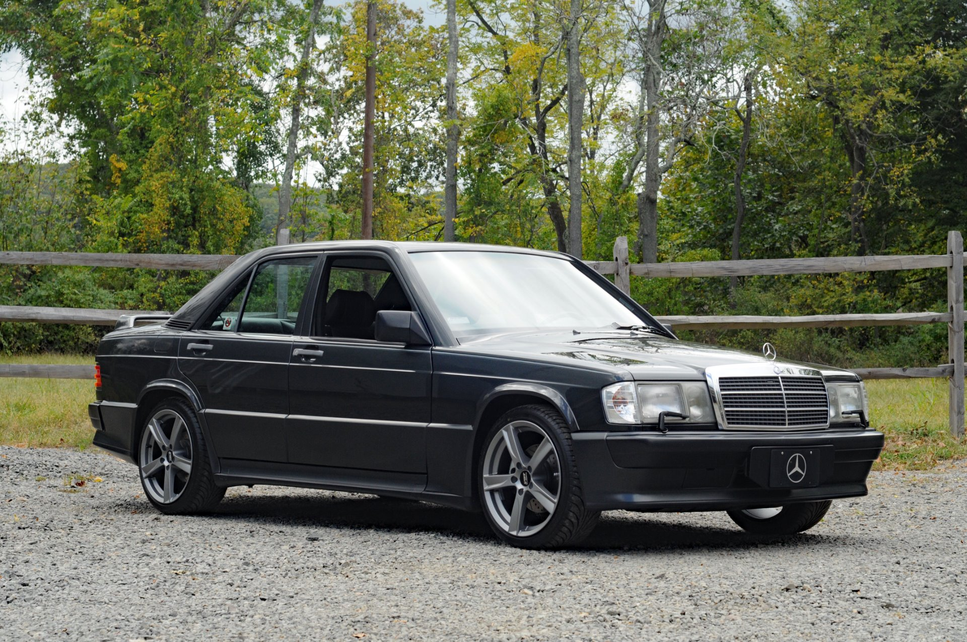 1987 mercedes benz 190e 2 3 16v 190 e 2 3 16 stock 2371 for Mercedes benz 190 for sale
