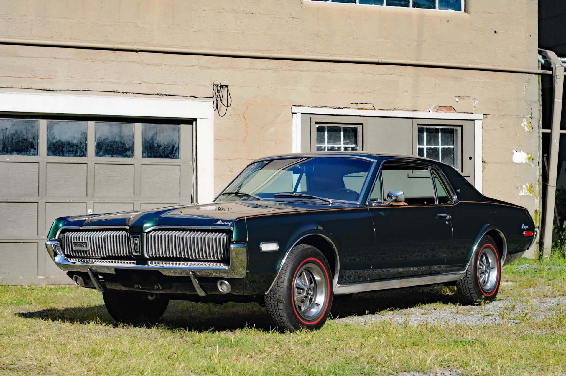 Used 1968 Mercury Cougar XR-7  | Peapack, NJ