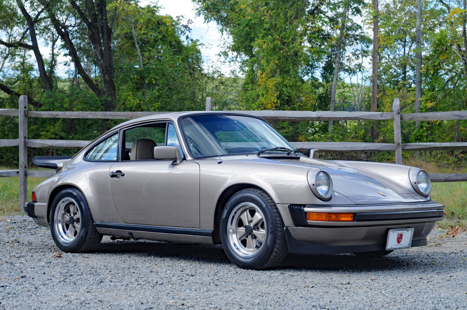 1980 porsche 911 sc weissach weissach stock # 2363 for  near