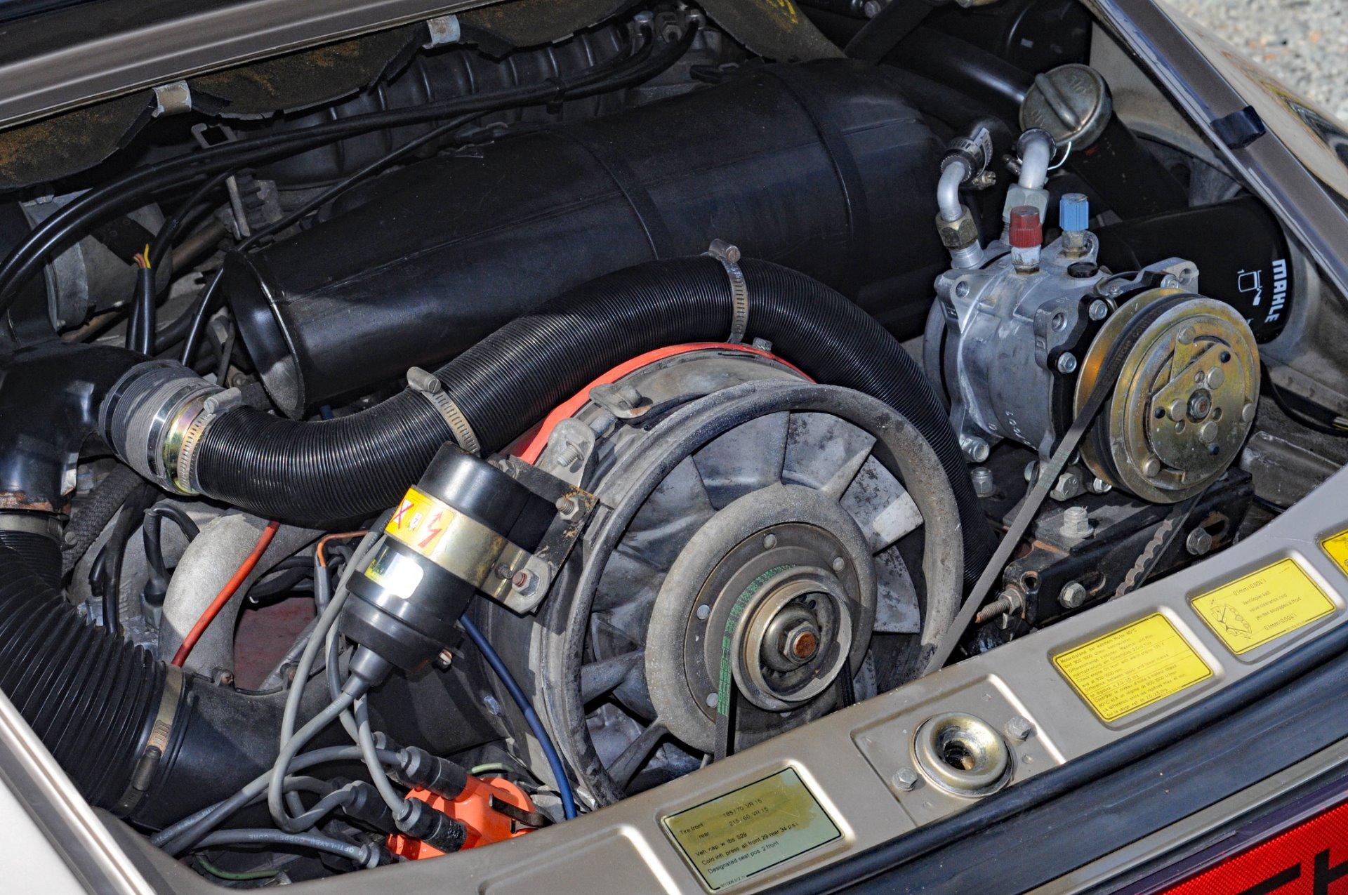 Used-1980-Porsche-911-SC-Weissach-Weissach