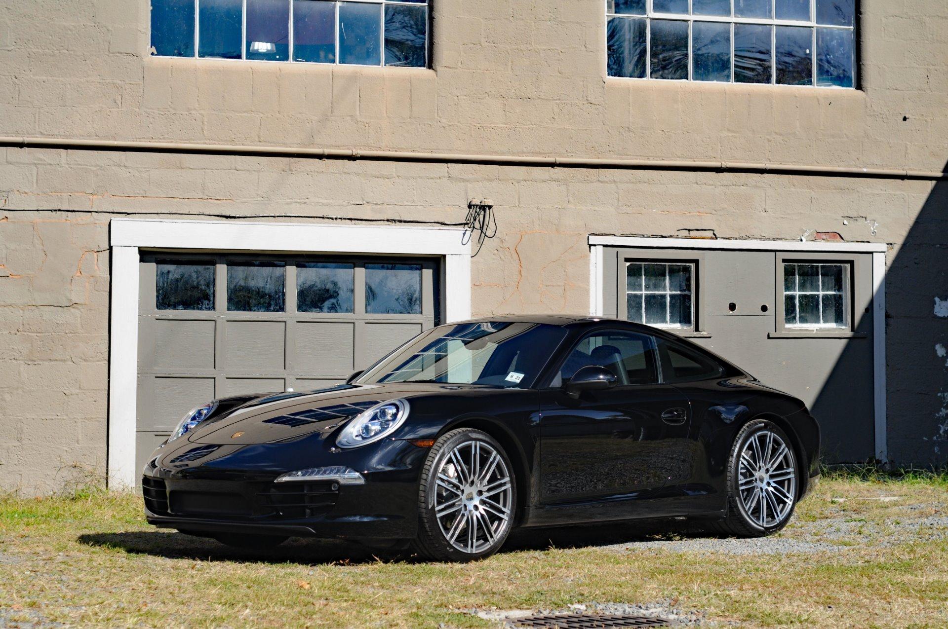 Used 2016 Porsche 911 Carrera Black Edition  | Peapack, NJ