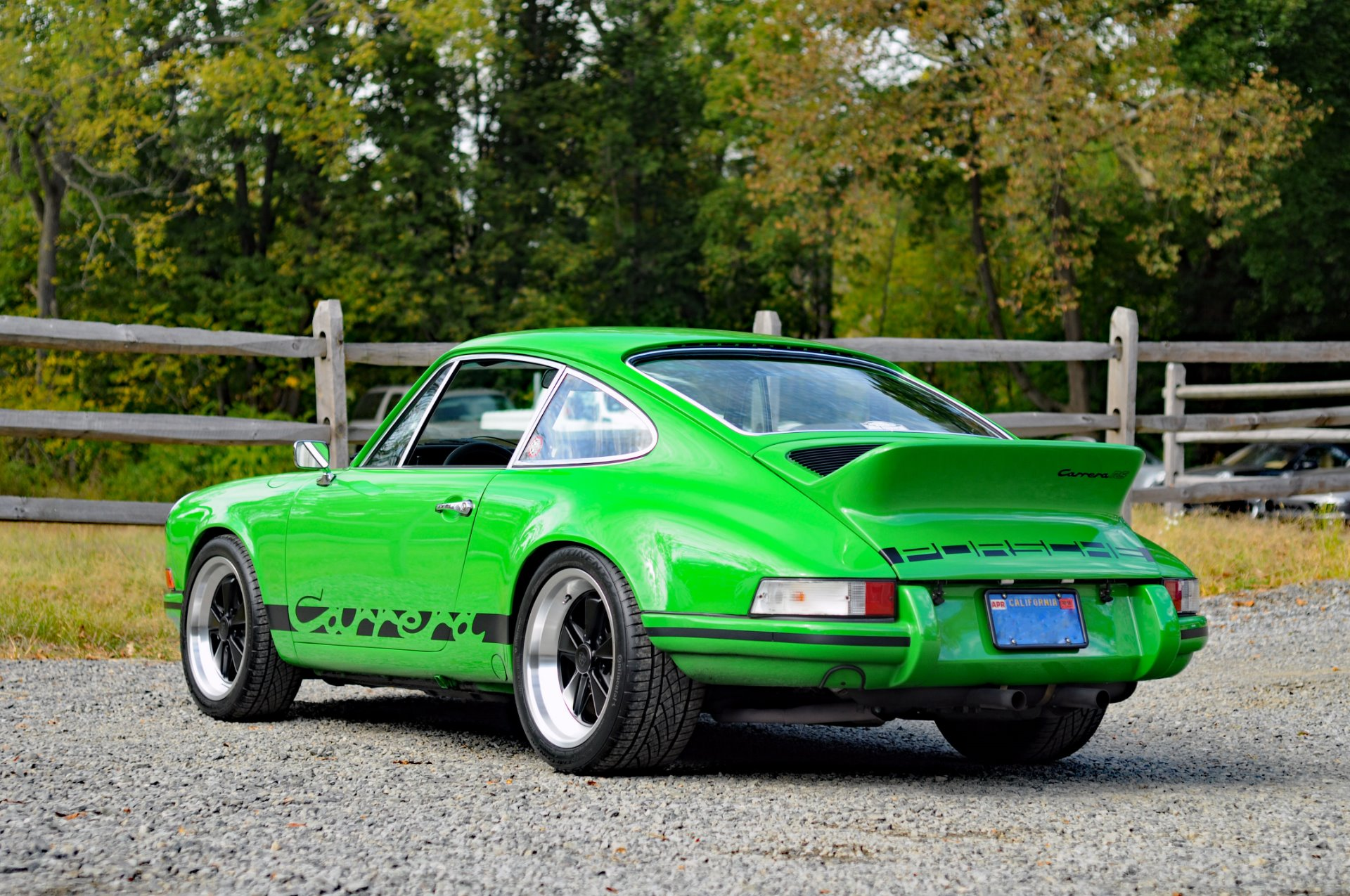 1973 Porsche 911 Rs Rs Tribute Stock 2274 For Sale Near