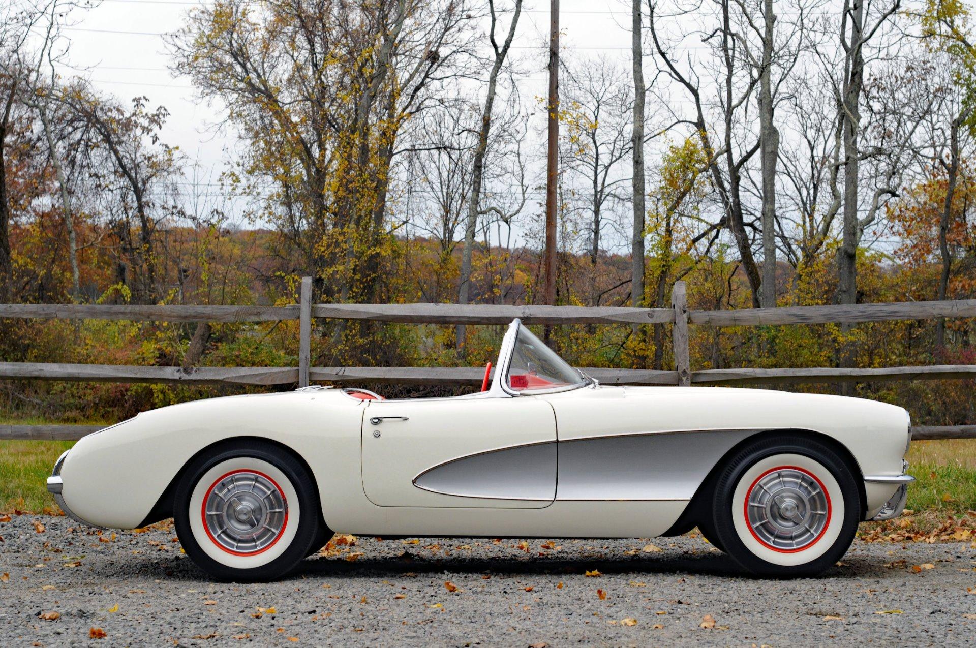 Used-1957-Chevrolet-Corvette-283/220-HP