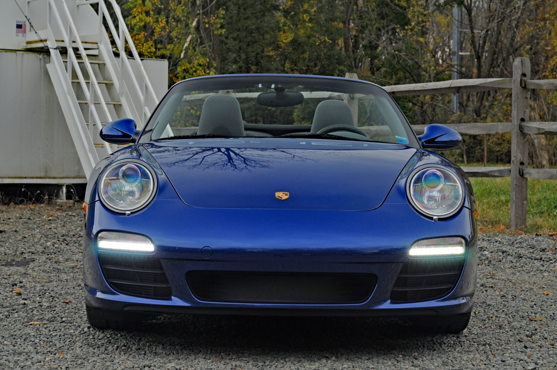 2009 Porsche 911 Carrera S Cabriolet Pdk Stock   2375 For