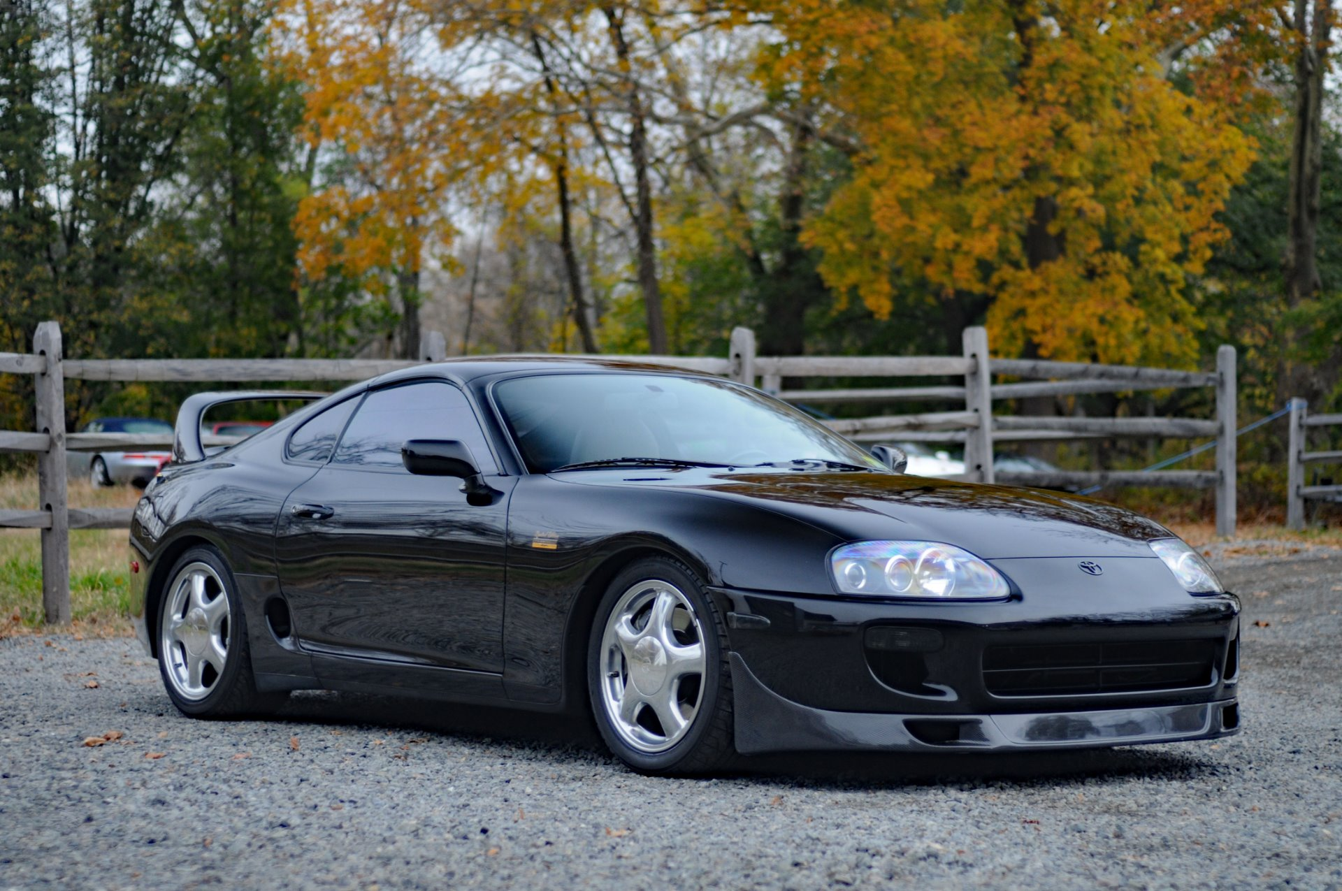 1997 Toyota Supra Turbo Stock 1111 For Sale Near Peapack