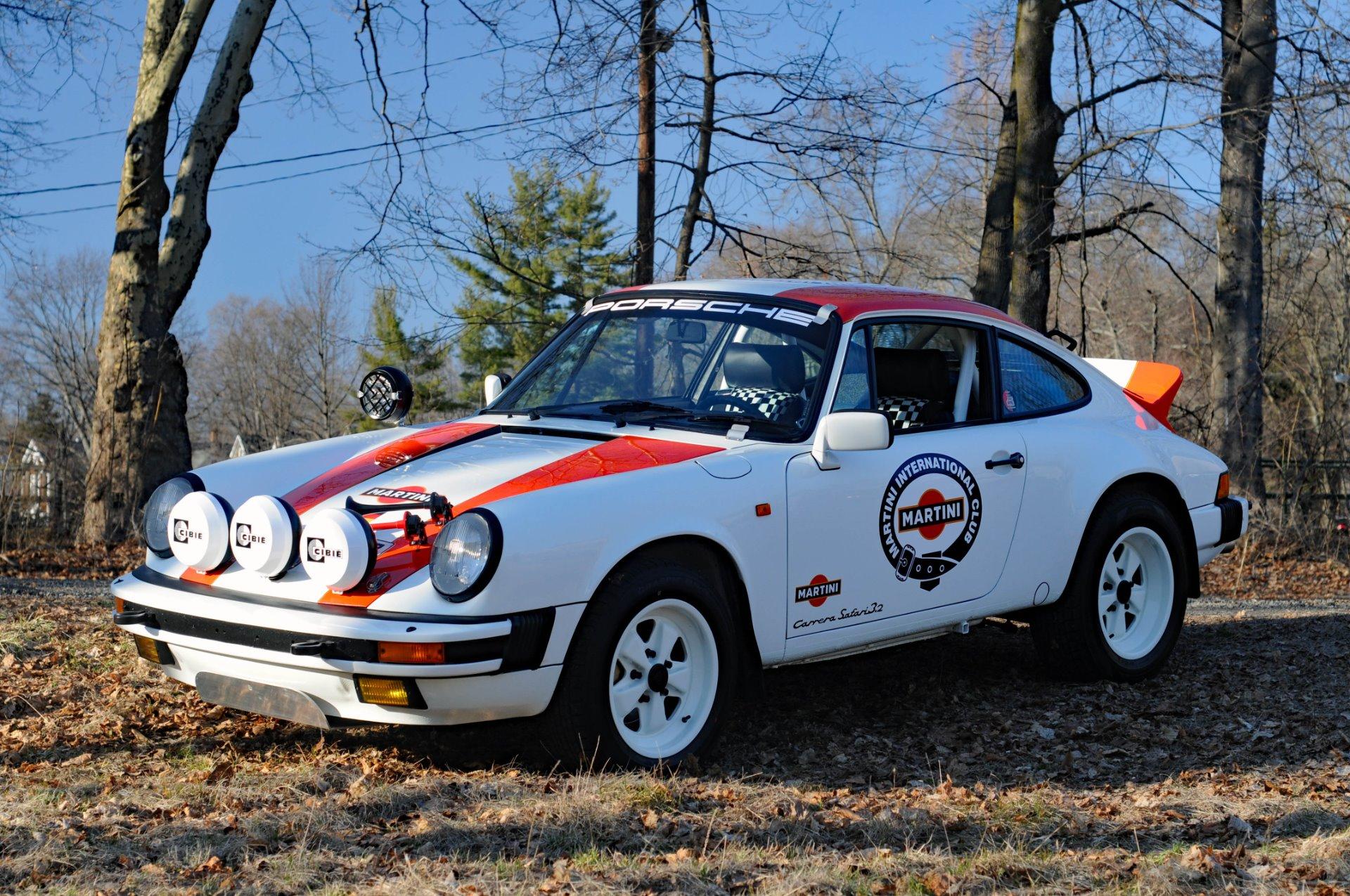 Used 1984 Porsche 911 Carrera Safari  | Peapack, NJ