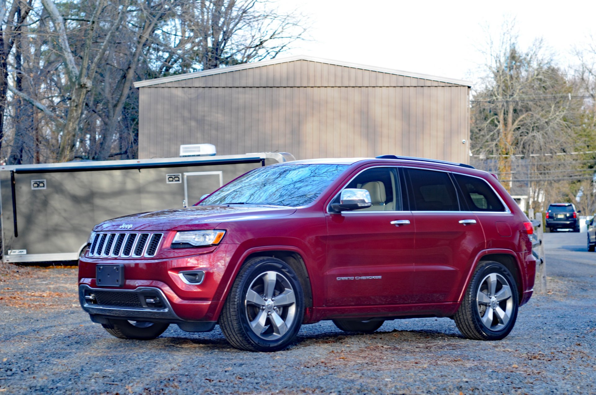 2015 Jeep Grand Cherokee Overland Stock 2398 For Sale