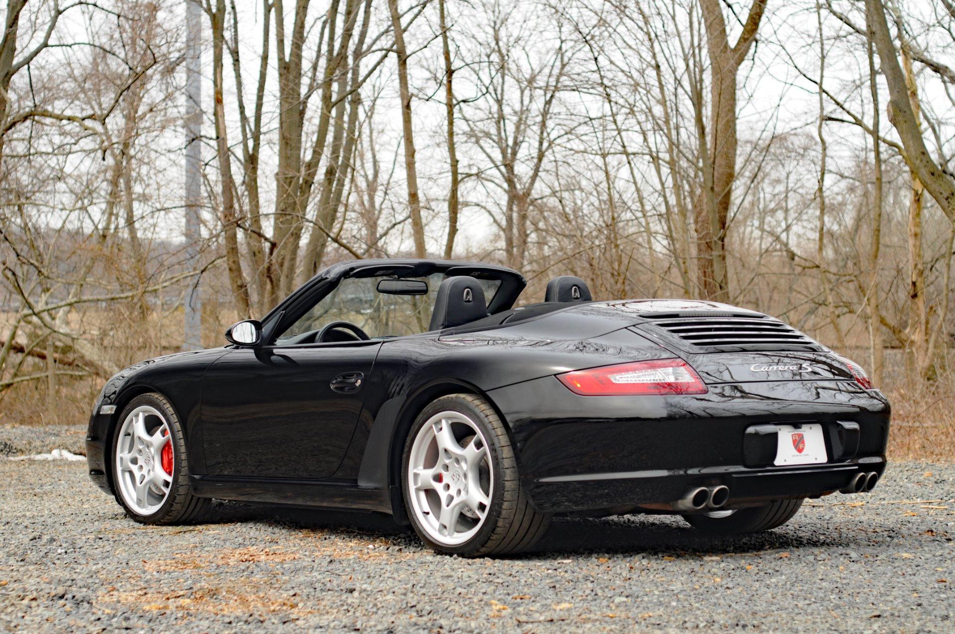 2006 porsche 911 carrera s cabriolet carrera s stock 2396 for sale near peapack nj nj. Black Bedroom Furniture Sets. Home Design Ideas