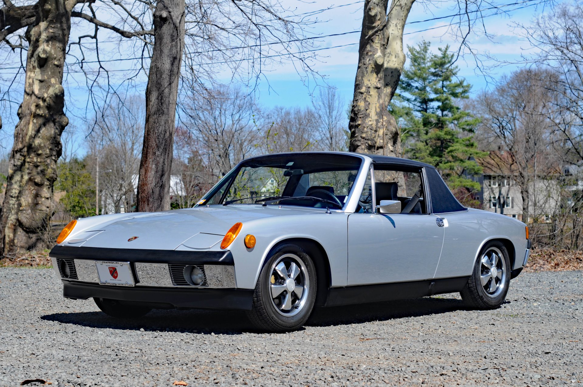 Used 1970 Porsche 914-6  | Peapack, NJ