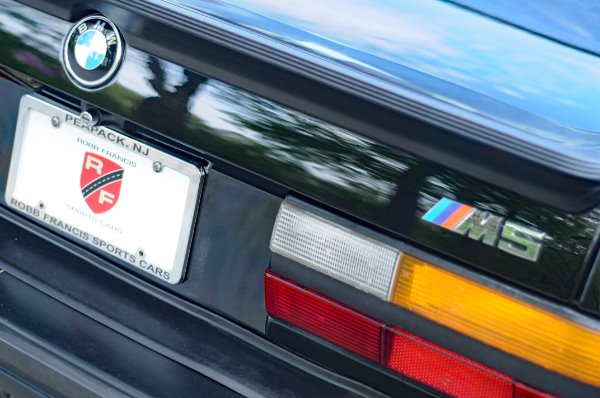 Used-1988-BMW-M5