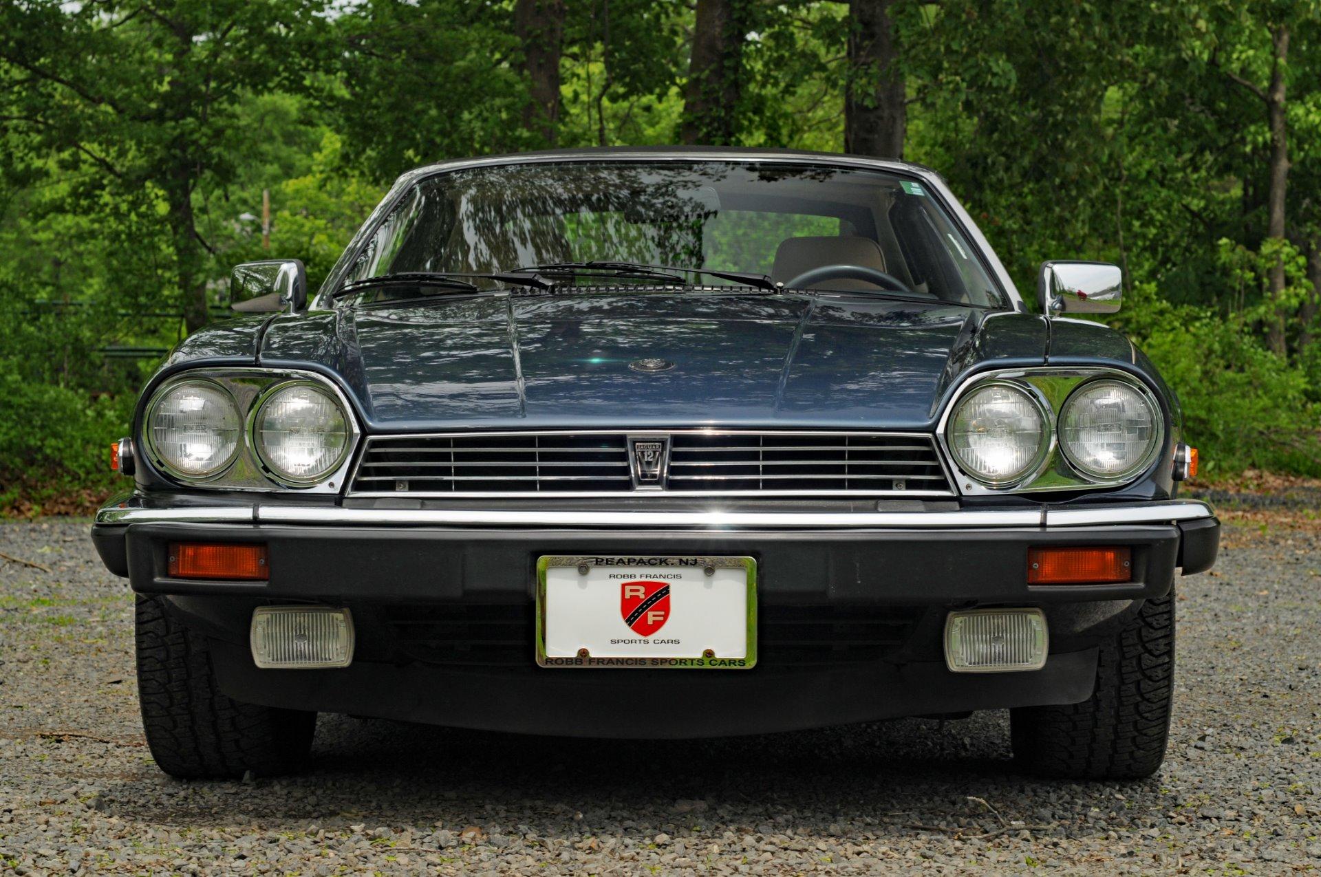 1989 Jaguar XJ-S V12 XJS Stock # 2425 for sale near ...