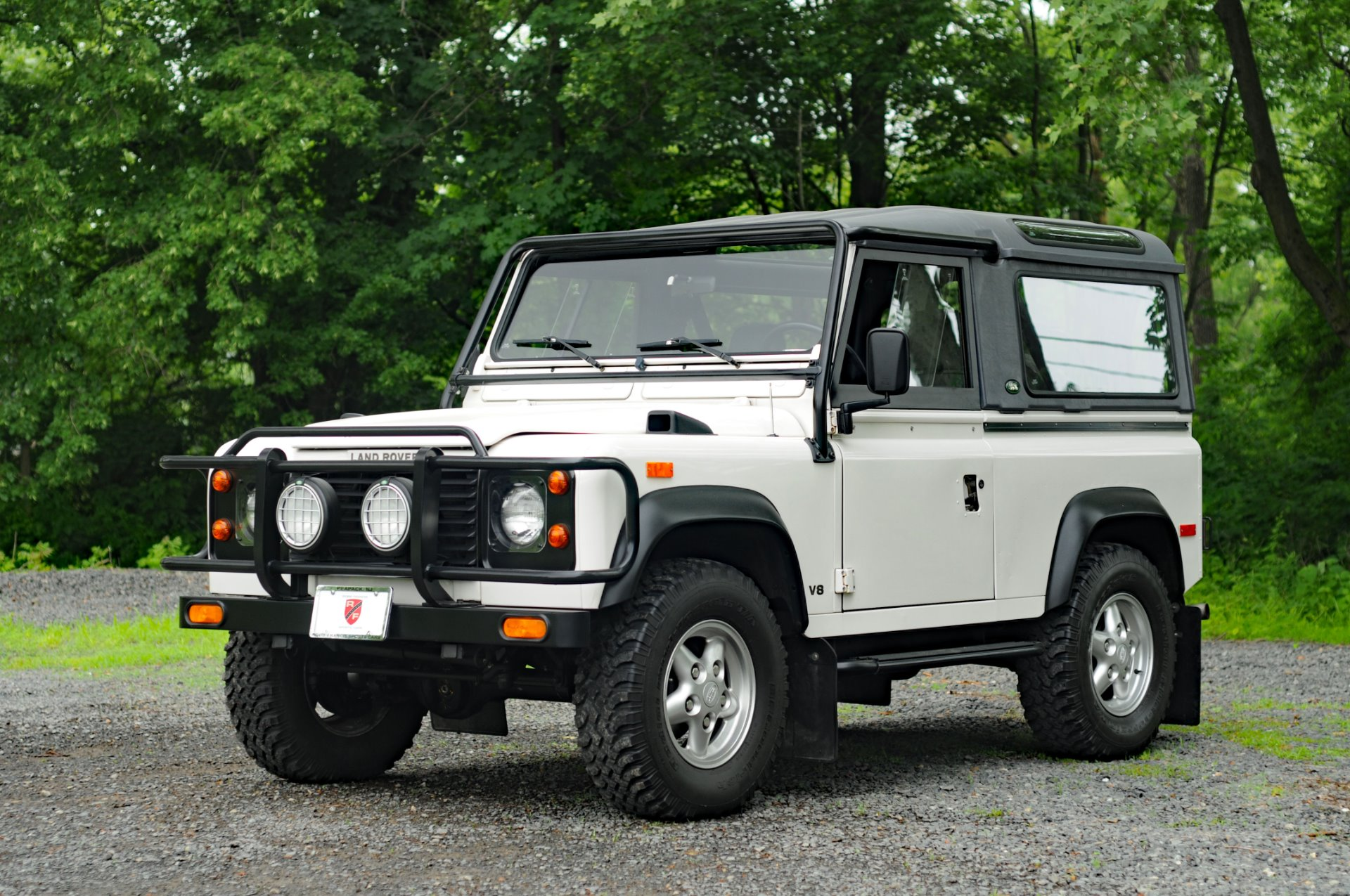 1994 land rover defender 90 stock # 2425 for sale near peapack, nj