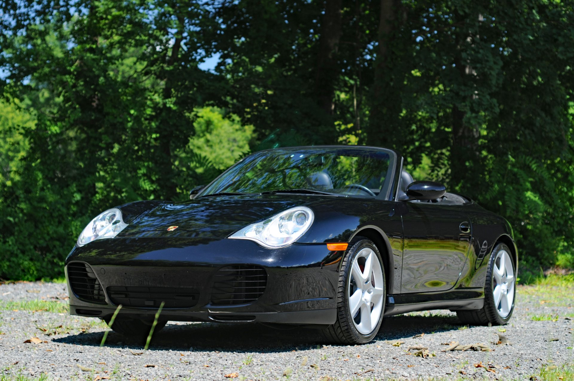 Used 2004 Porsche 911 Carrera 4S Cabriolet 6 Speed  | Peapack, NJ