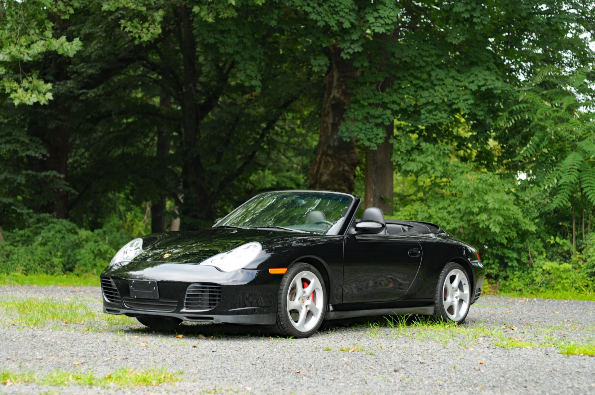 Used 2005 Porsche 911 Carrera 4S Cabriolet Tiptronic | Peapack, NJ