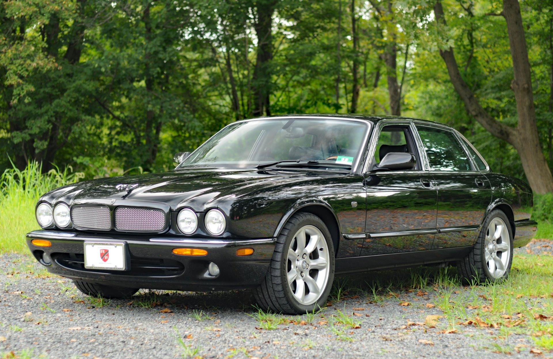 Used 2001 Jaguar XJR  | Peapack, NJ