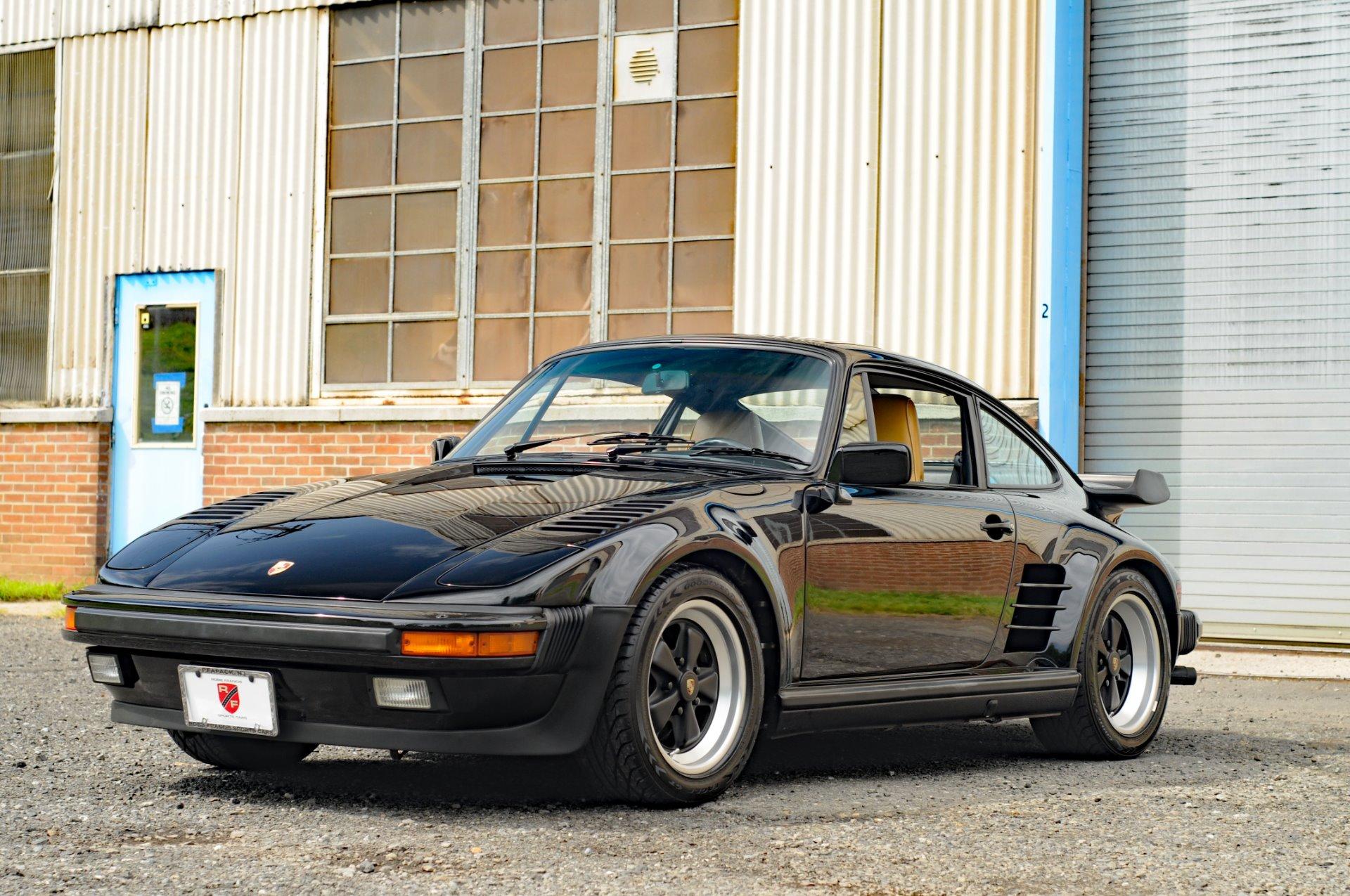 Used 1987 Porsche 911 Carrera Turbo Factory Slantnose | Peapack, NJ