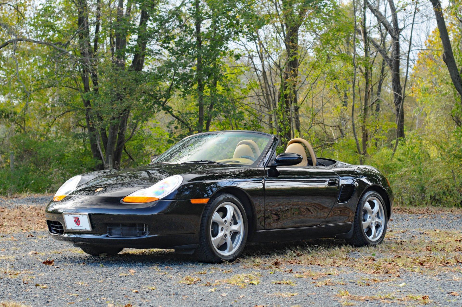 Used 2002 Porsche Boxster  | Peapack, NJ