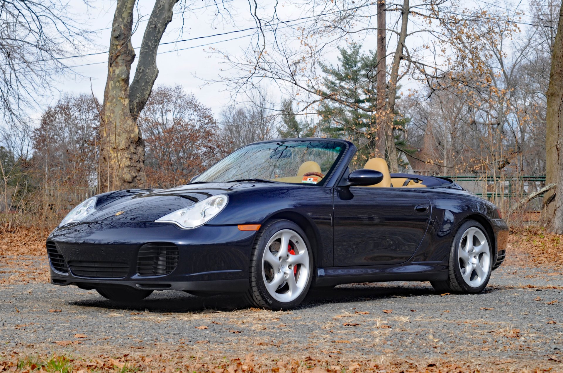 Used 2004 Porsche 911 Carrera 4S Cabriolet  | Peapack, NJ