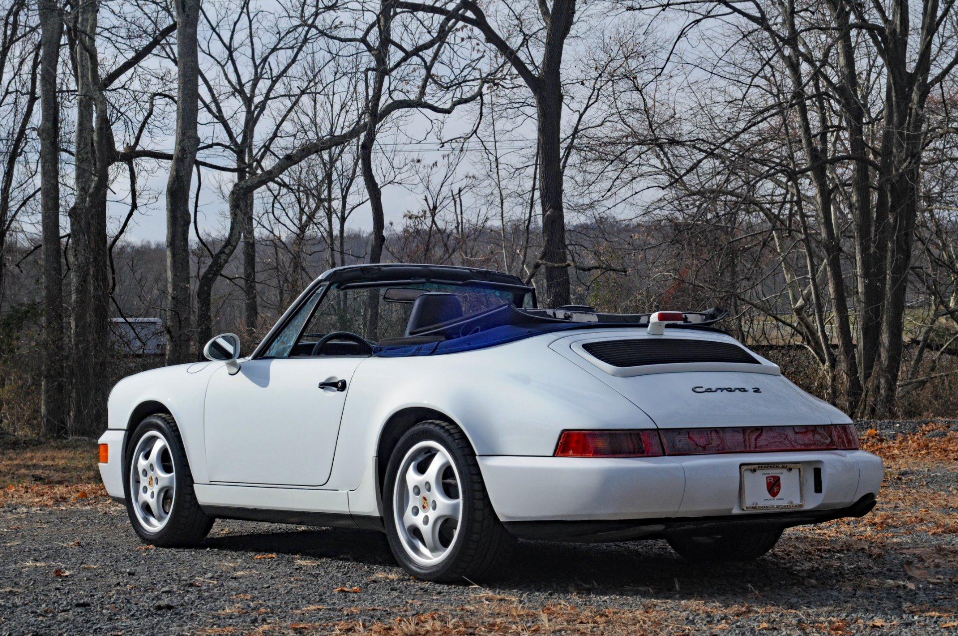 Used-1993-Porsche-911-Carrera-2-Cabriolet