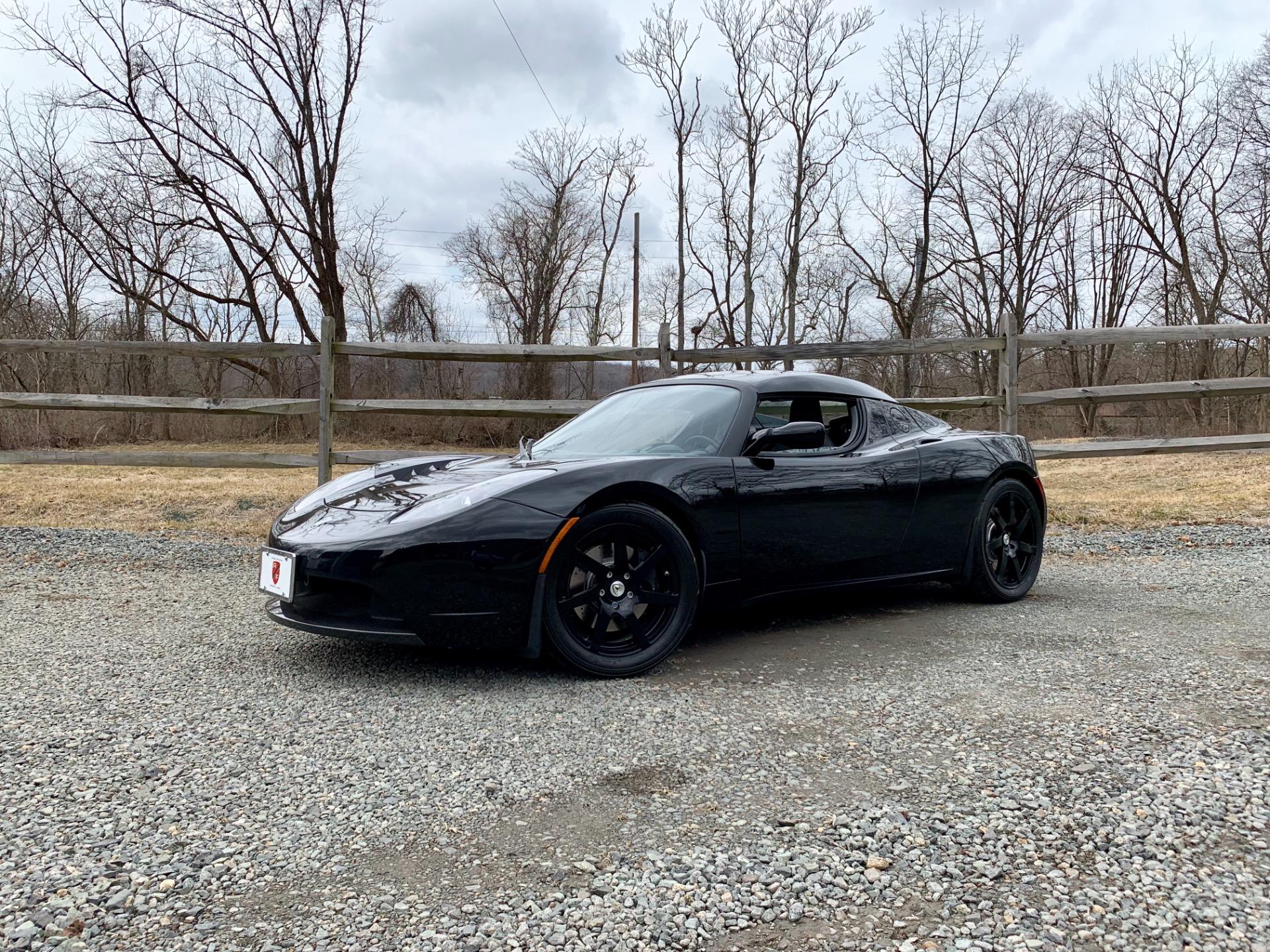 Used 2010 Tesla Roadster S | Peapack, NJ