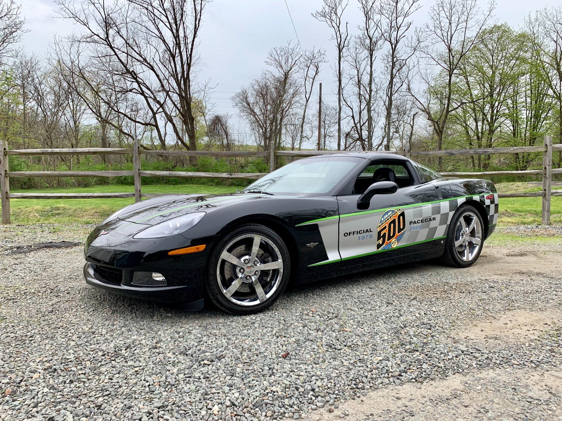 Used 2008 Chevrolet Corvette 3LT Z51 Indy 500 Pace Car  | Peapack, NJ