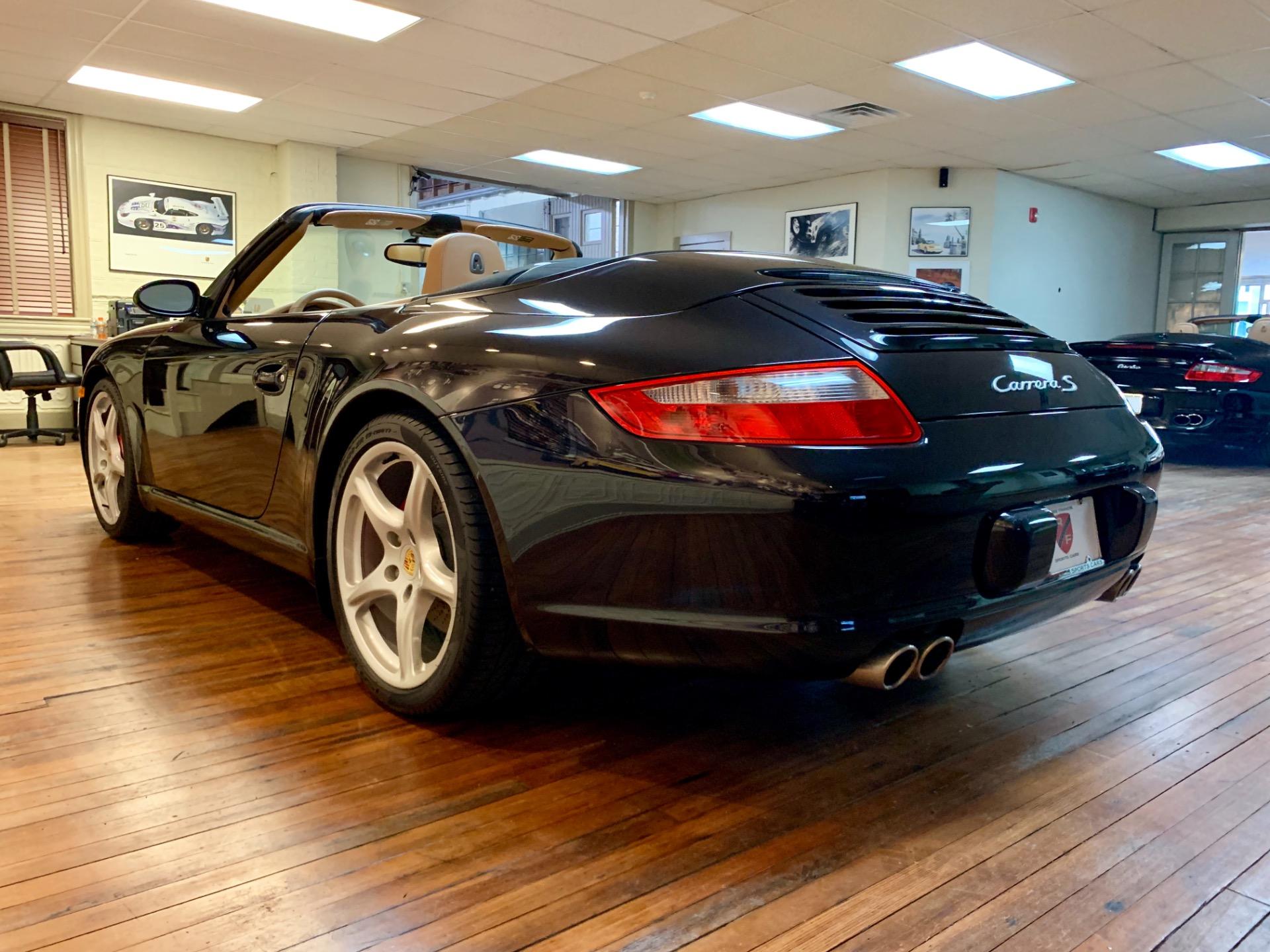 Used-2007-Porsche-911-Carrera-S-Cabriolet