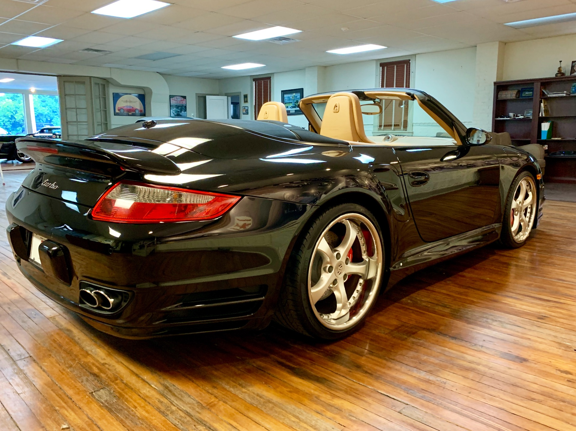 Used-2009-Porsche-911-Turbo-Cabriolet