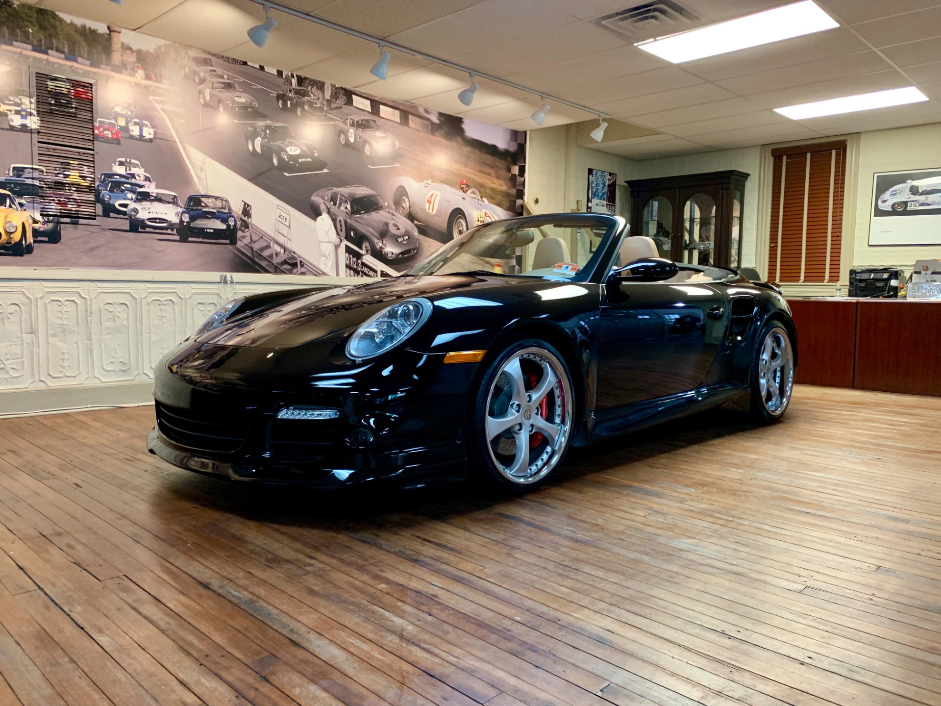 Used 2009 Porsche 911 Turbo Cabriolet  | Peapack, NJ