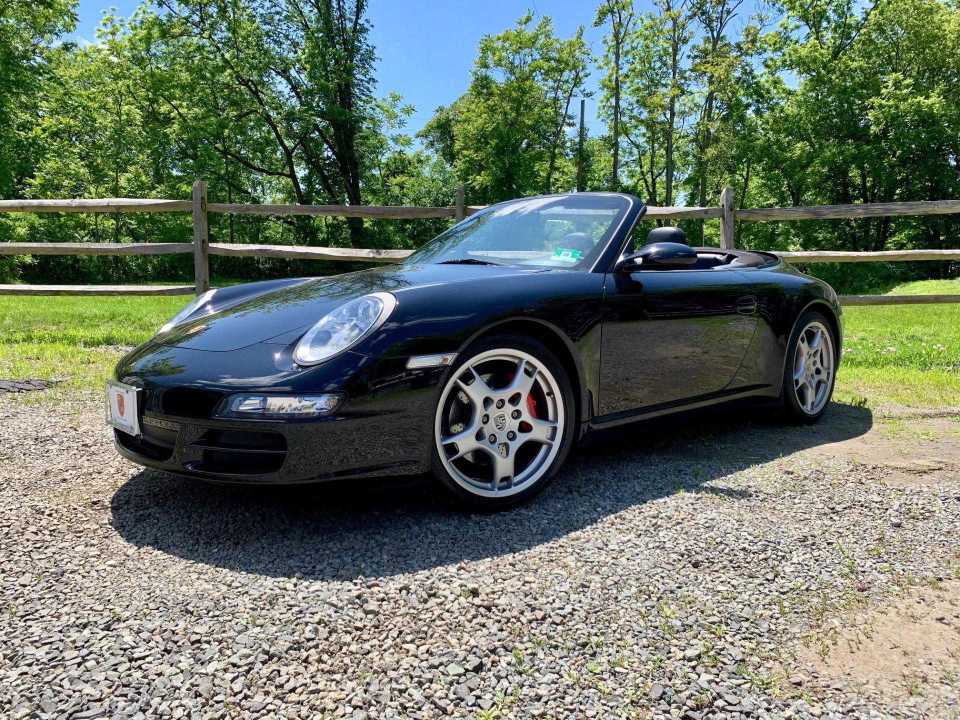 Used 2006 Porsche 911 Carrera S Cabriolet  | Peapack, NJ