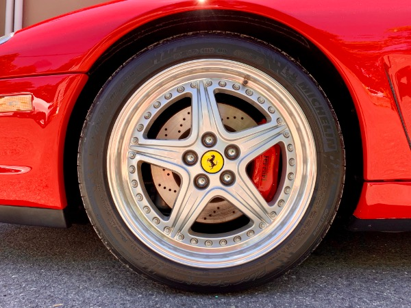 Used-2001-Ferrari-550-Barchetta