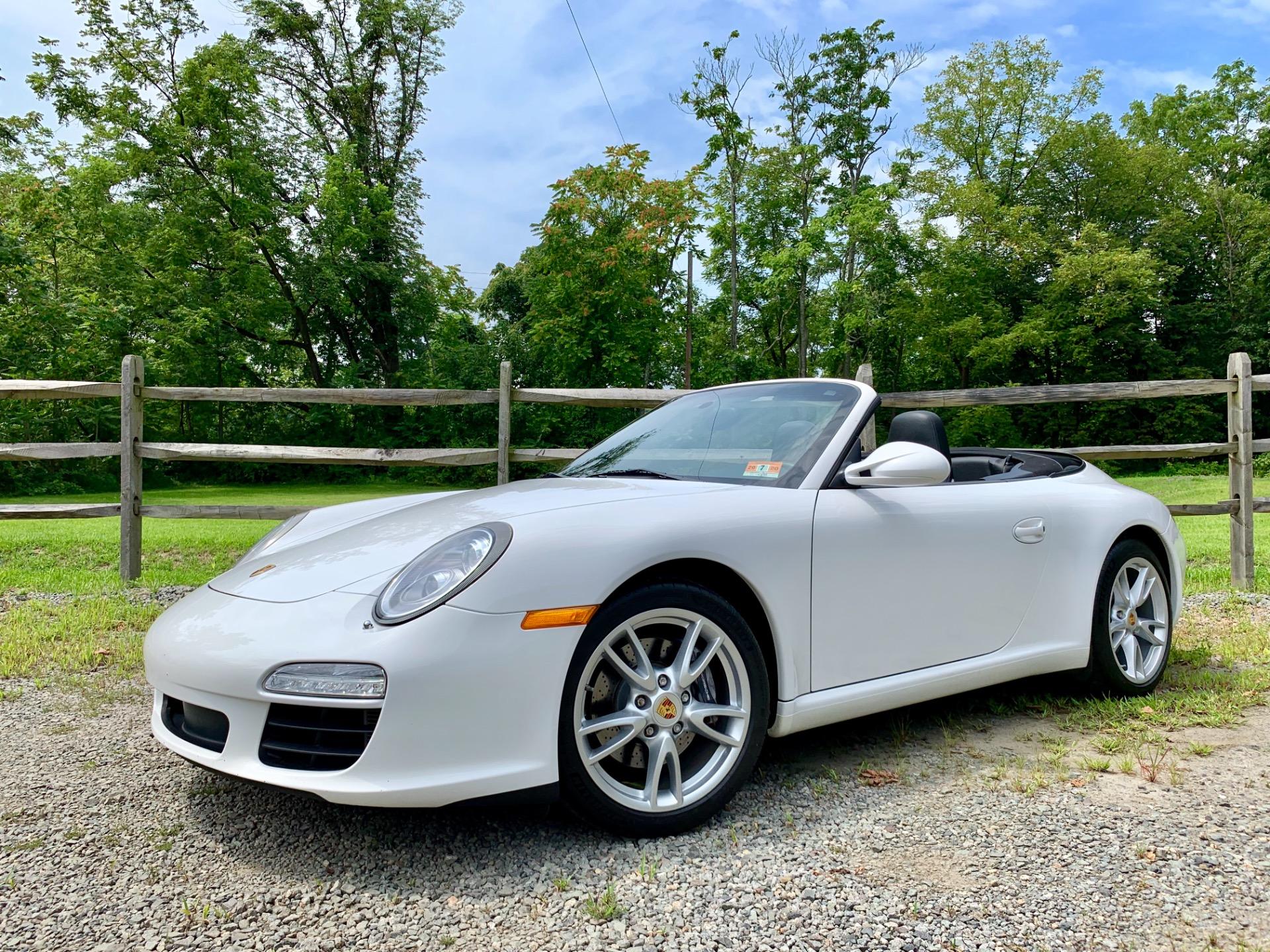 Used 2010 Porsche 911 Carrera Cabriolet  | Peapack, NJ