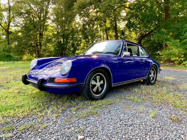 Used-1973-Porsche-911T