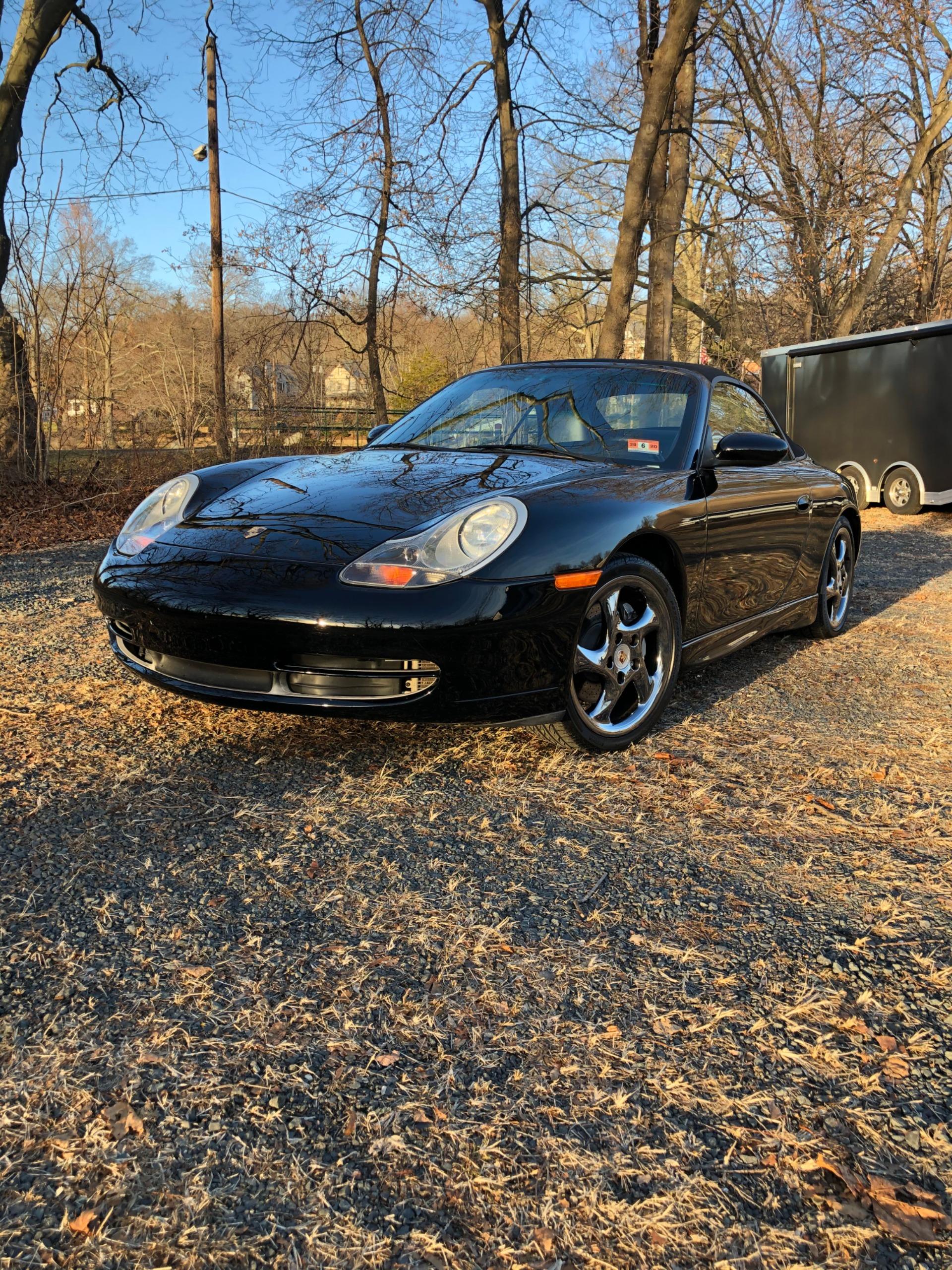 Used 2000 Porsche Carrera 4  | Peapack, NJ