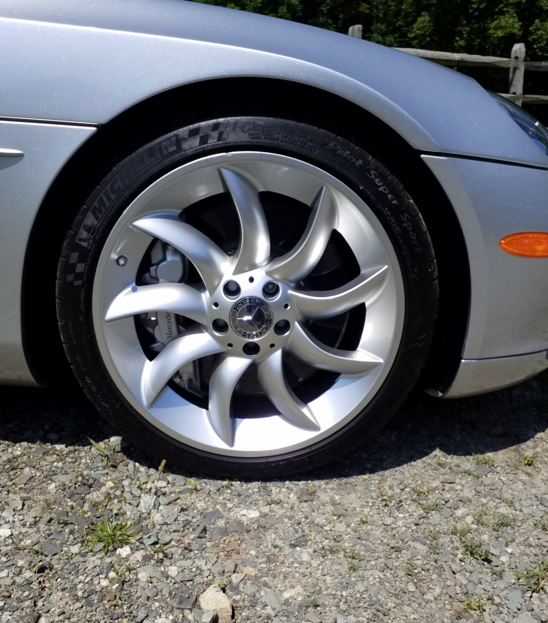 Used-2006-Mercedes-Benz-McLaren-SLR