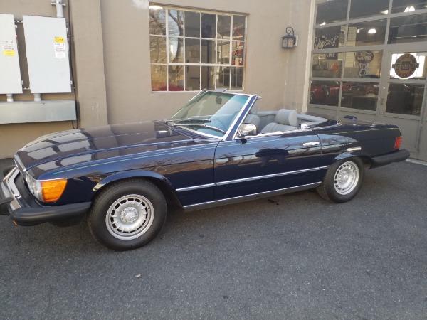 Used-1984-Mercedes-Benz-380-SL