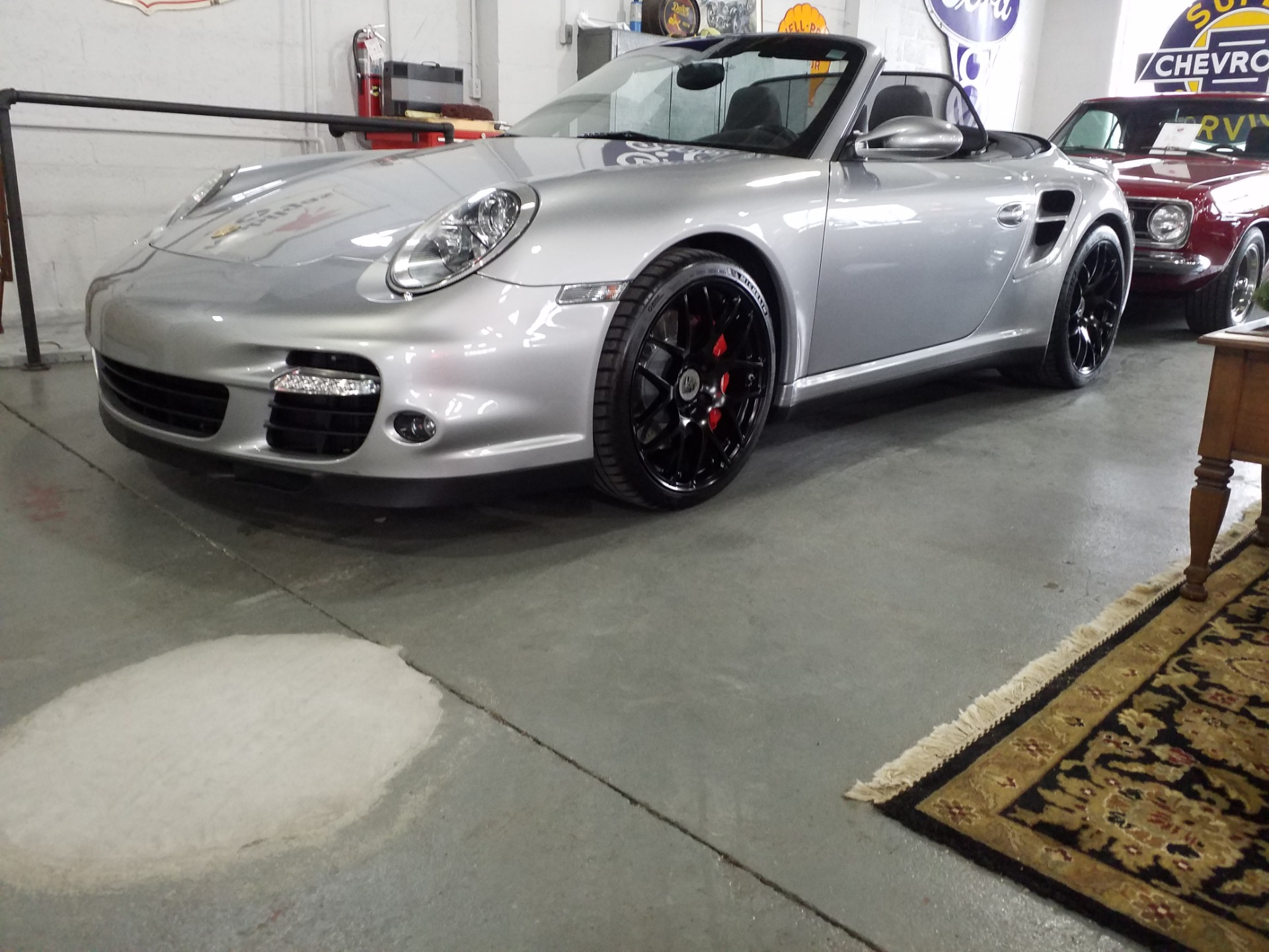 Used 2008 Porsche 911 Turbo  | Peapack, NJ