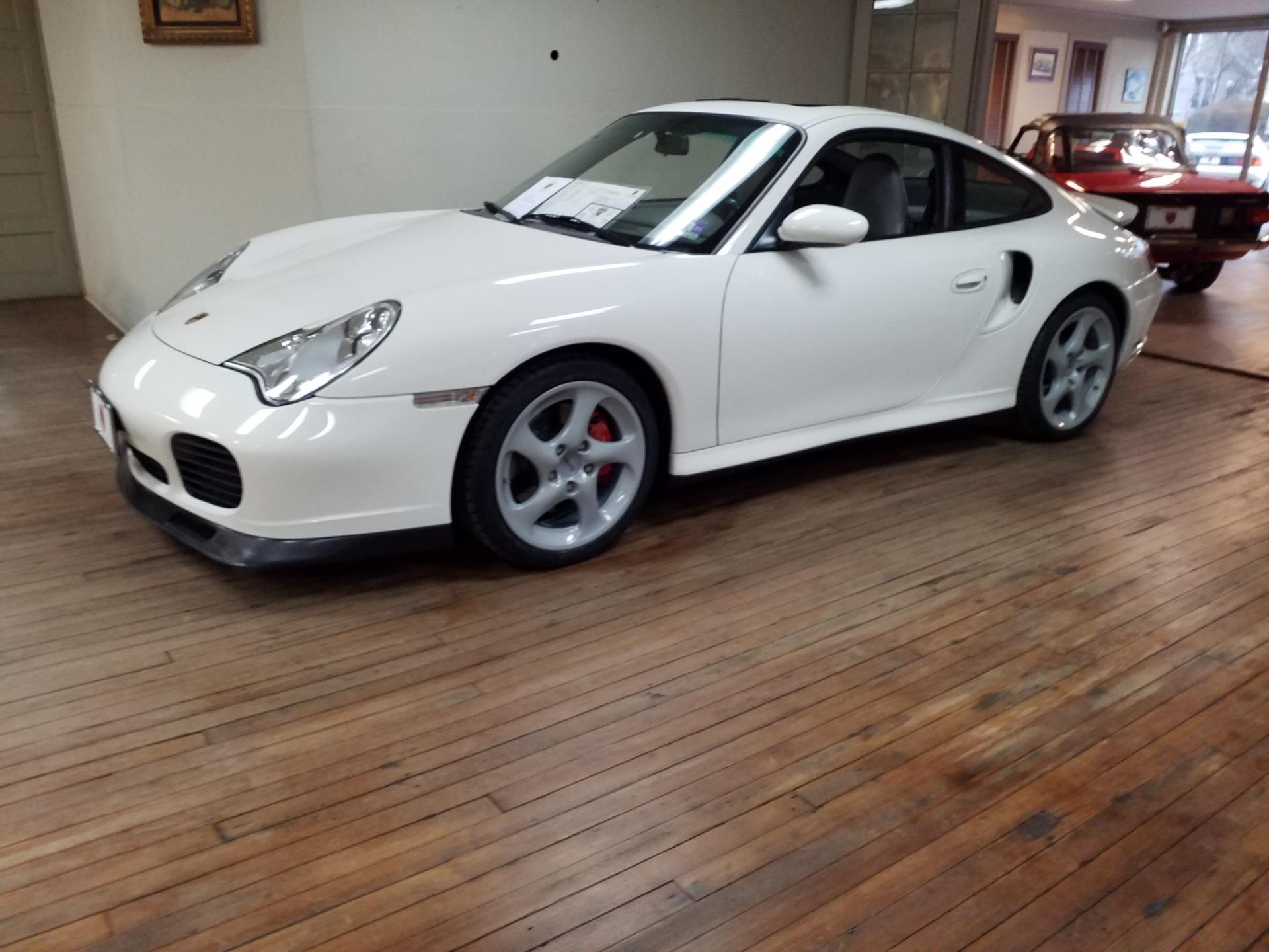 Used 2001 Porsche 911 Turbo  | Peapack, NJ