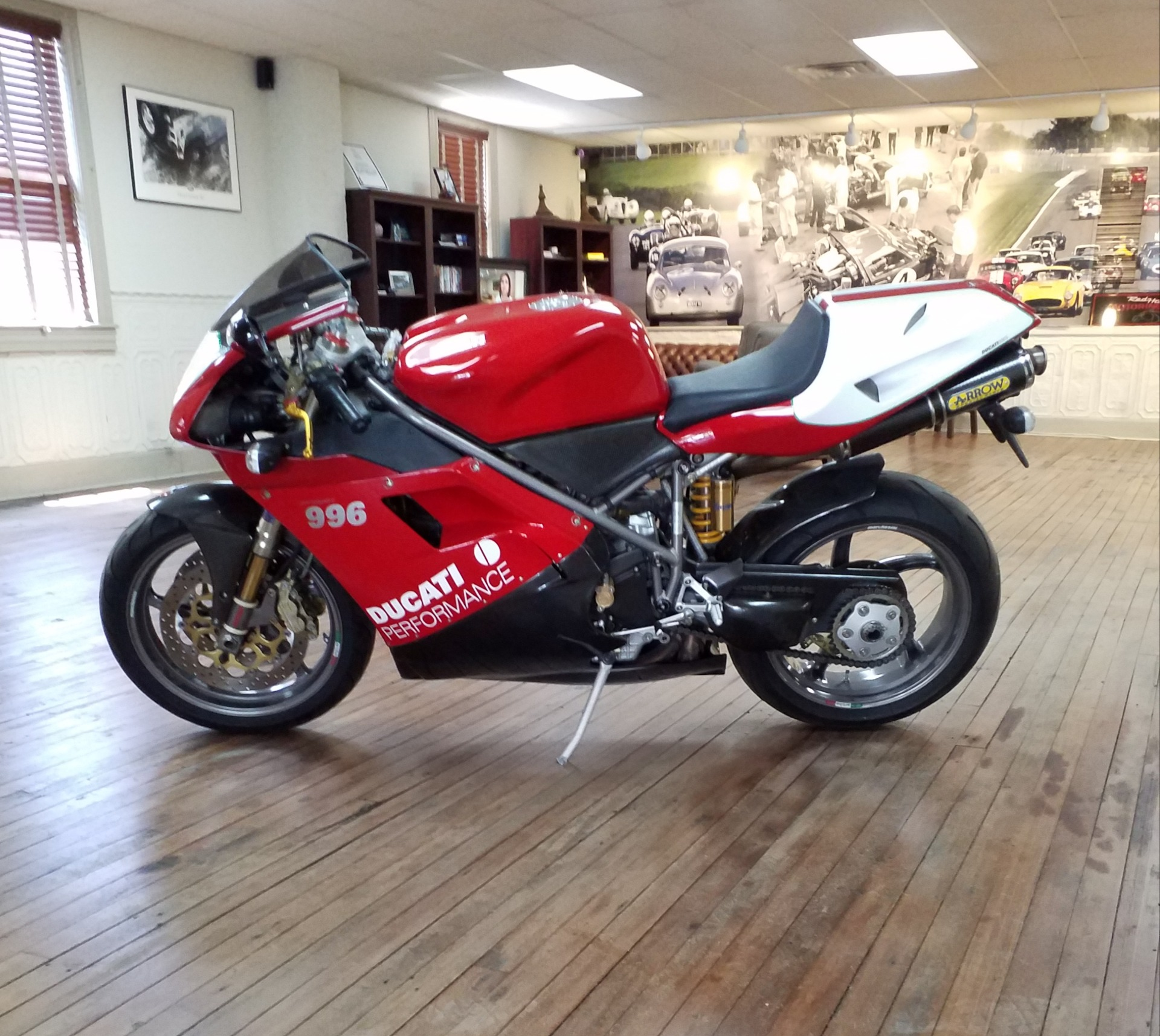 Used 2000 Ducati 996 S  | Peapack, NJ