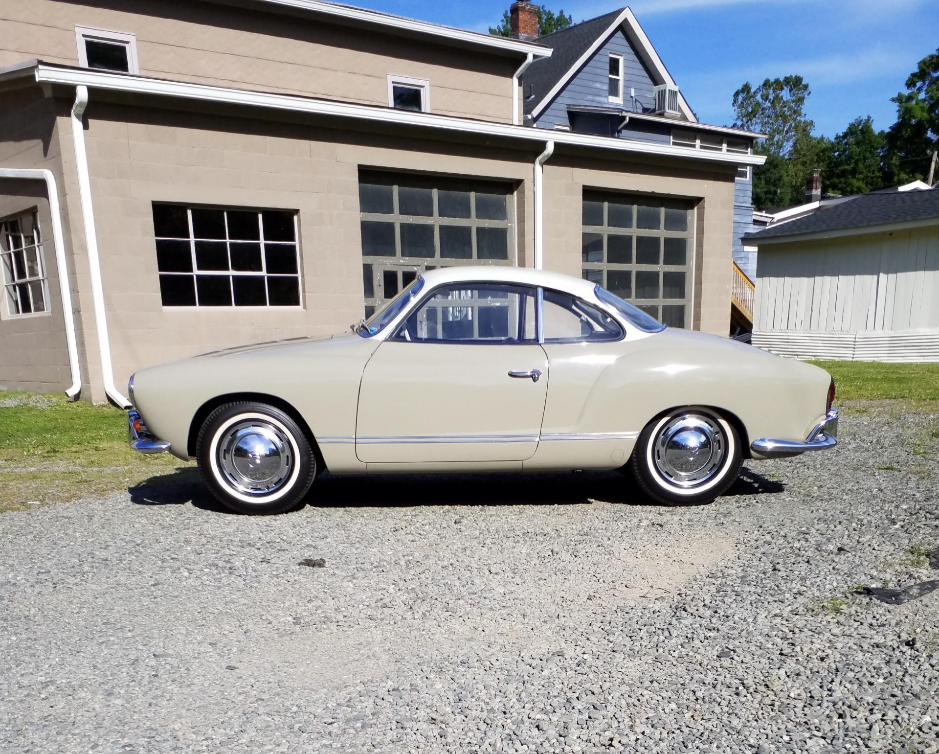 Used 1965 Volkswagen Karmann Chia    Peapack, NJ