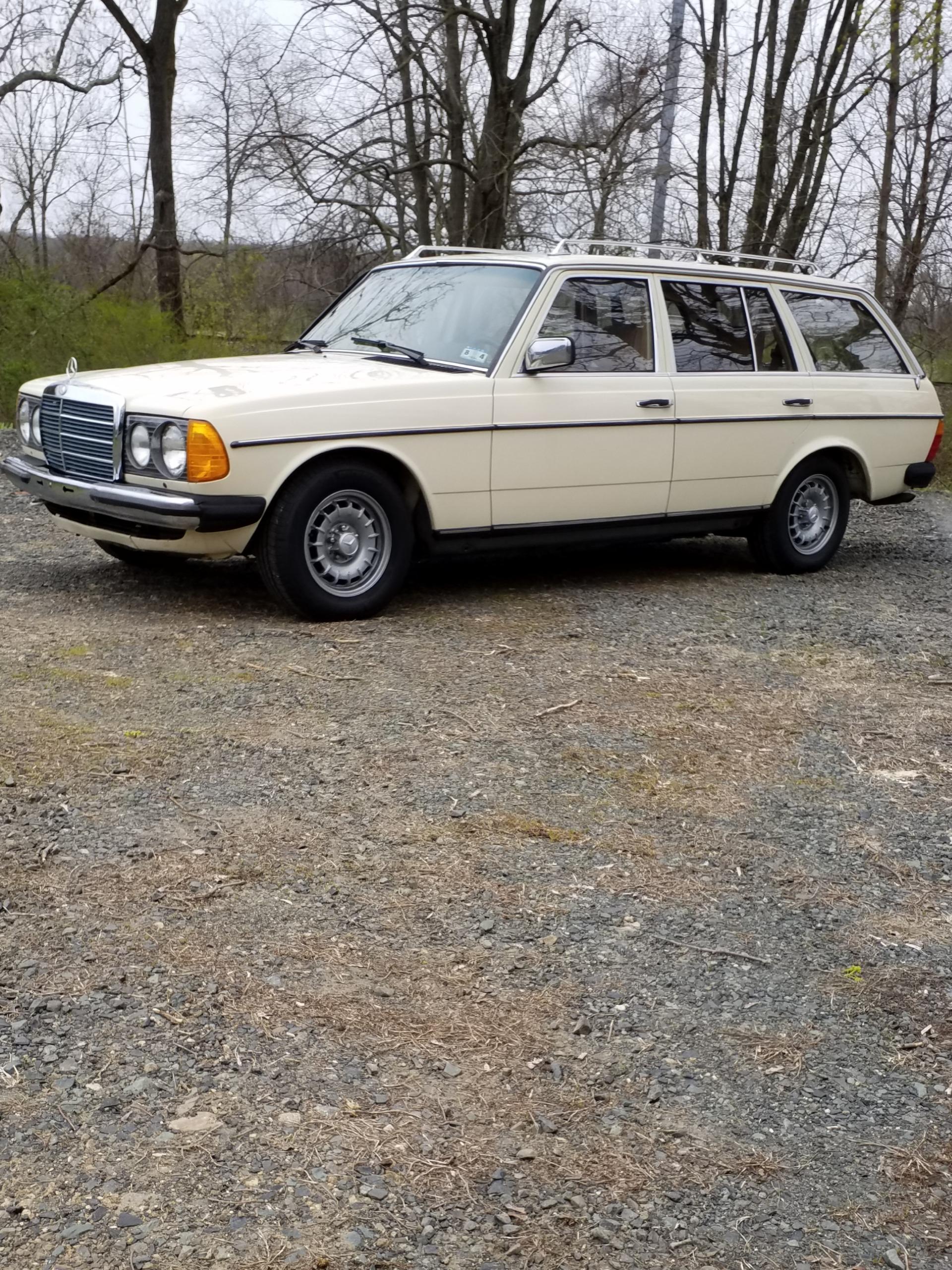 Used 1985 Mercedes Benz 280 TE - Wagon  | Peapack, NJ
