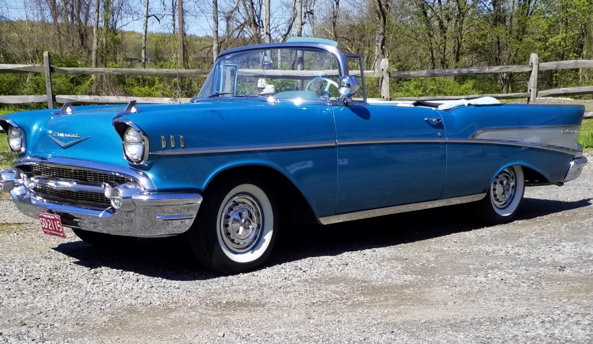 Used 1957 Chevrolet Bel - Air  | Peapack, NJ