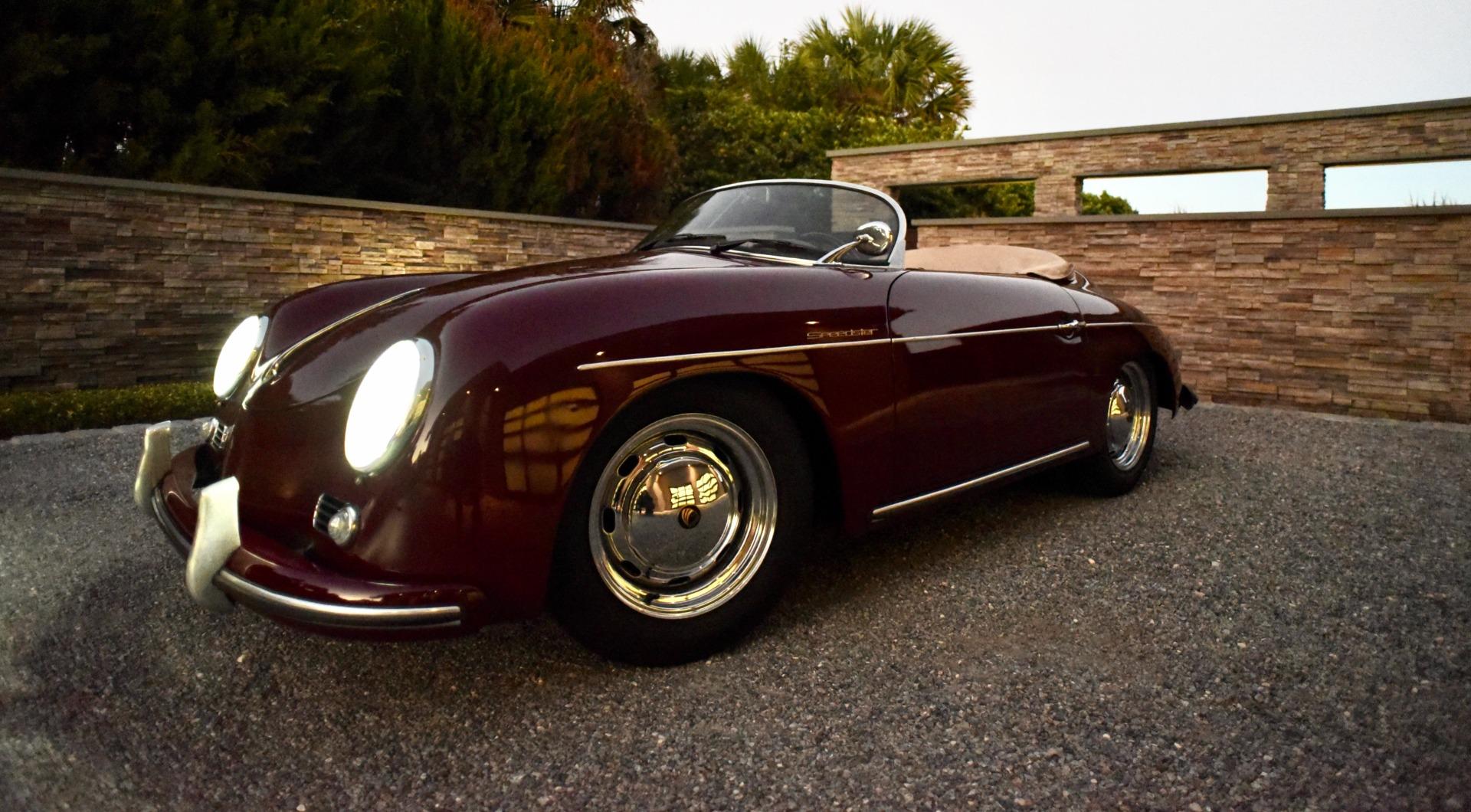 Used 2007 Porsche - Replica 1957 Speedster  | Peapack, NJ