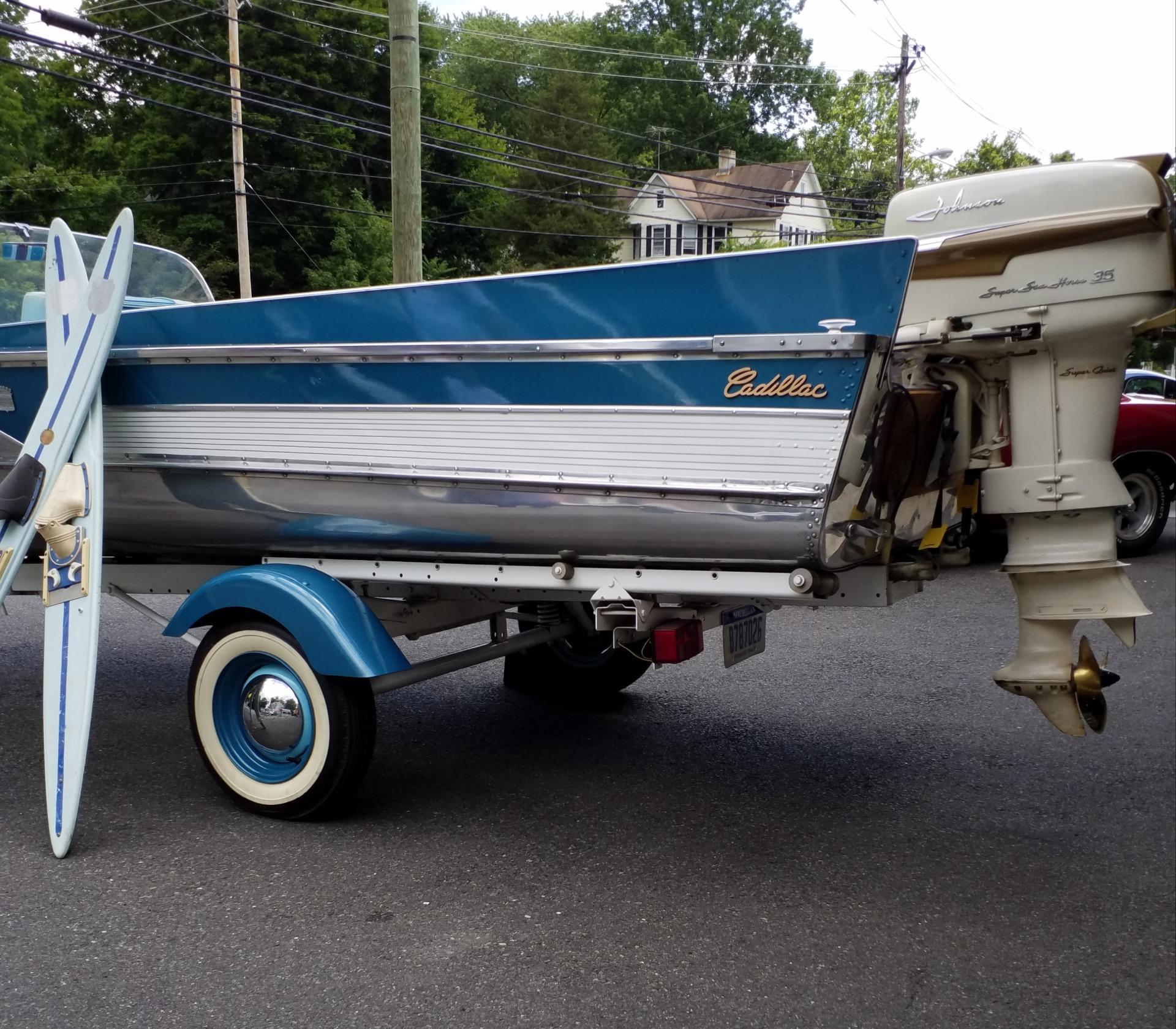 1957 Cadillac Lido Stock # 2567 For Sale Near Peapack, NJ