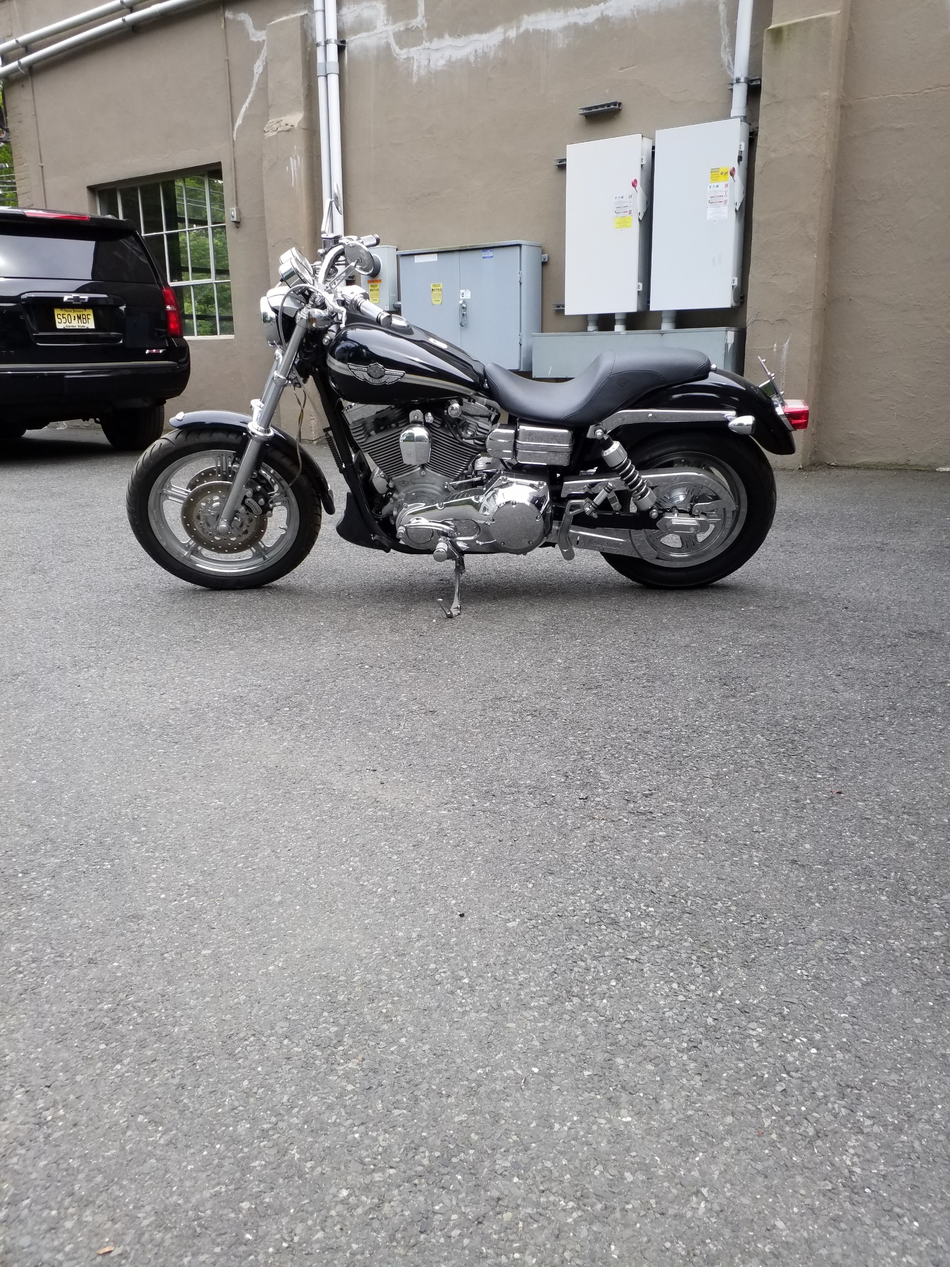 Used 2003 Harley - Davidson Super Glide 100th Anniversary | Peapack, NJ