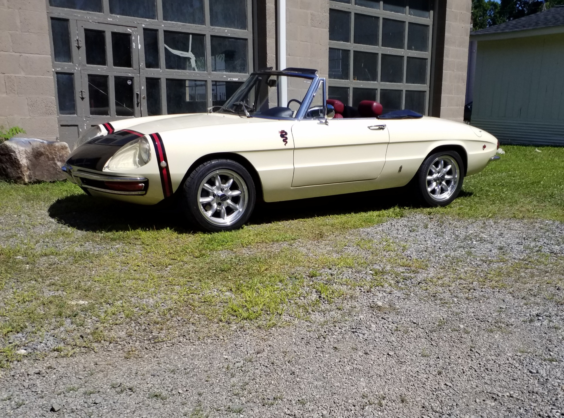 Used 1969 Alfa Romeo Duetto Spider  | Peapack, NJ